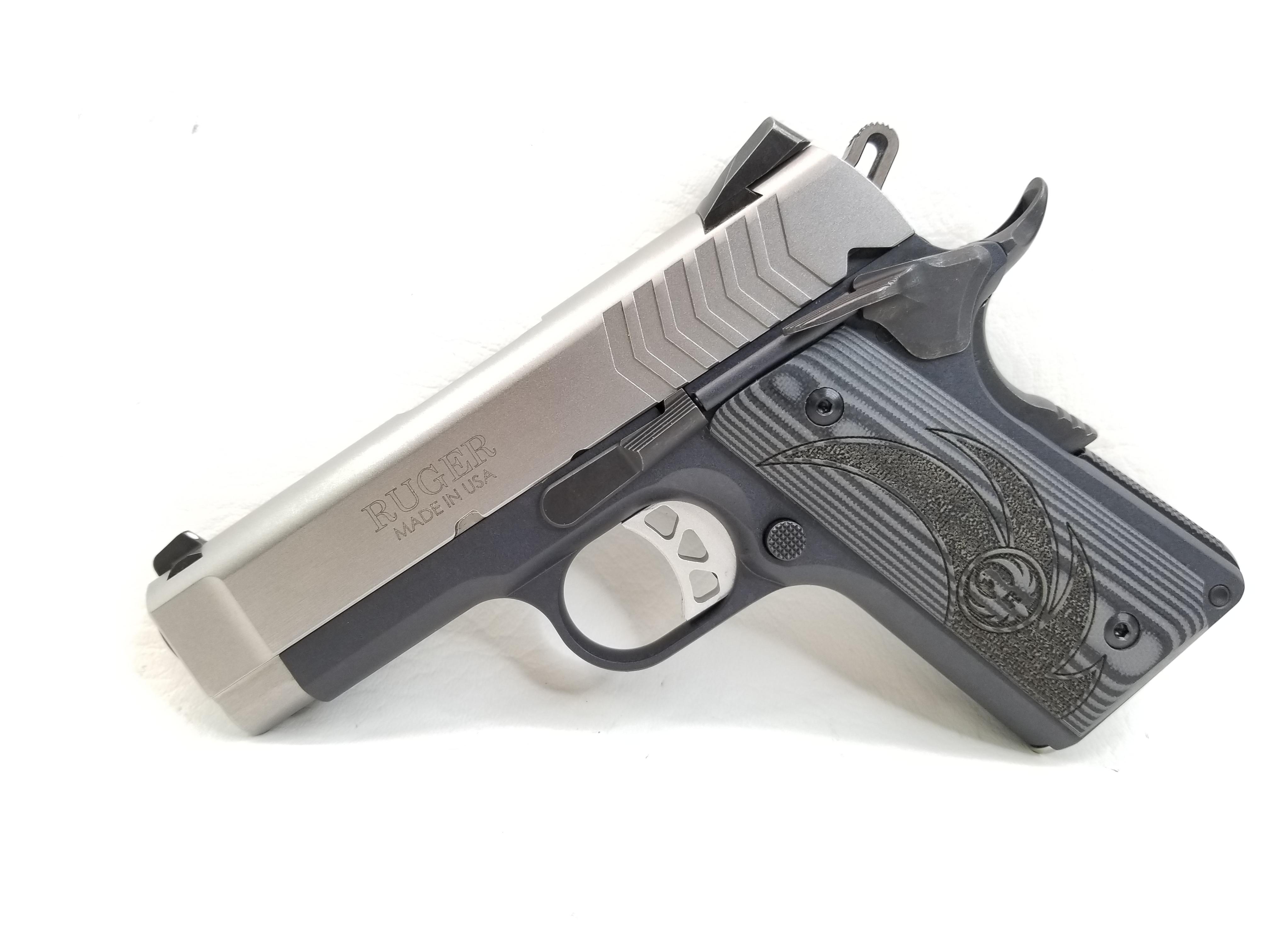 Ruger SR1911 9mm 3 6