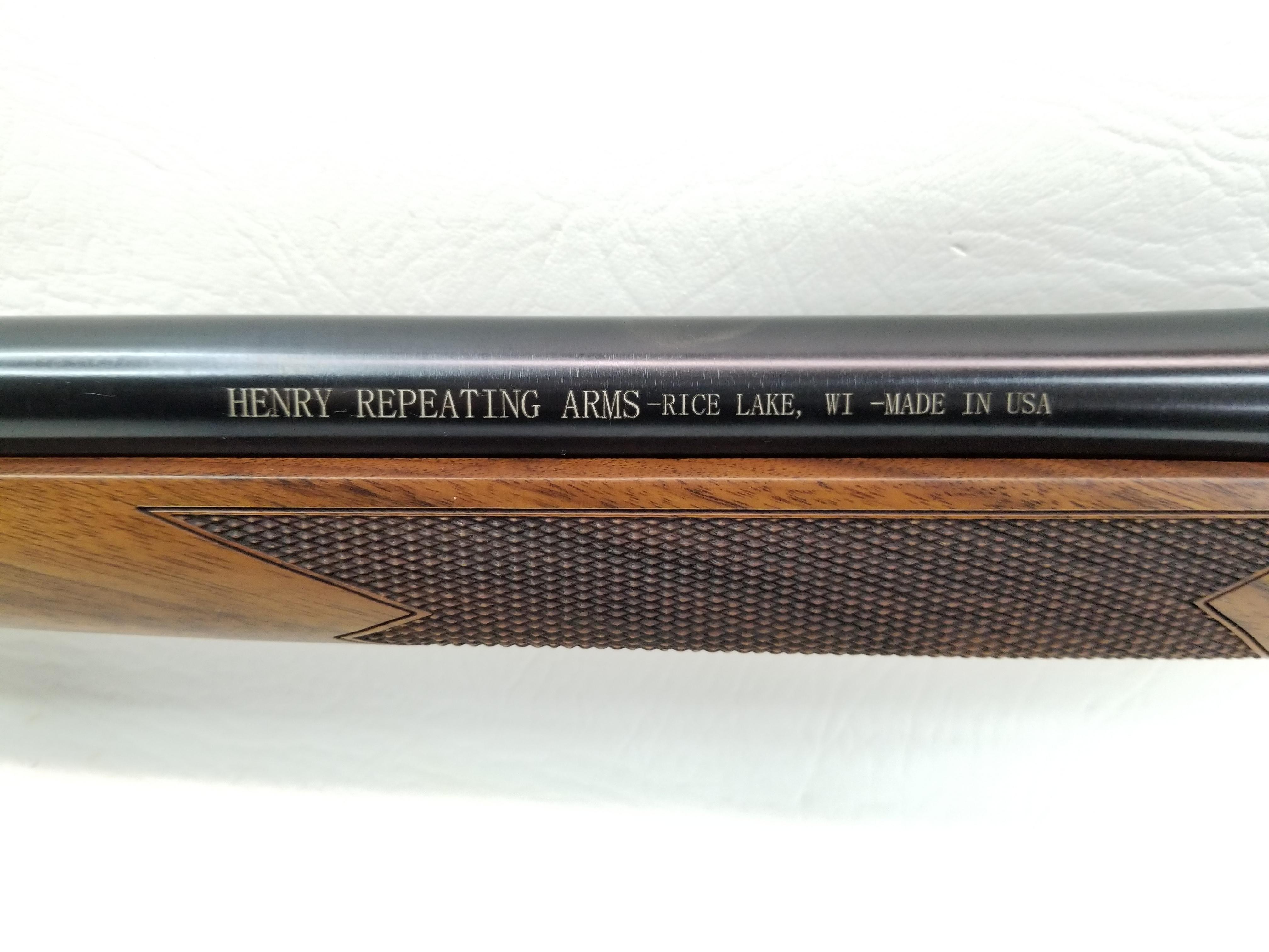 """Henry H01520 Single Shot Break Open 20 ga 26"""" 3""""-img-1"""