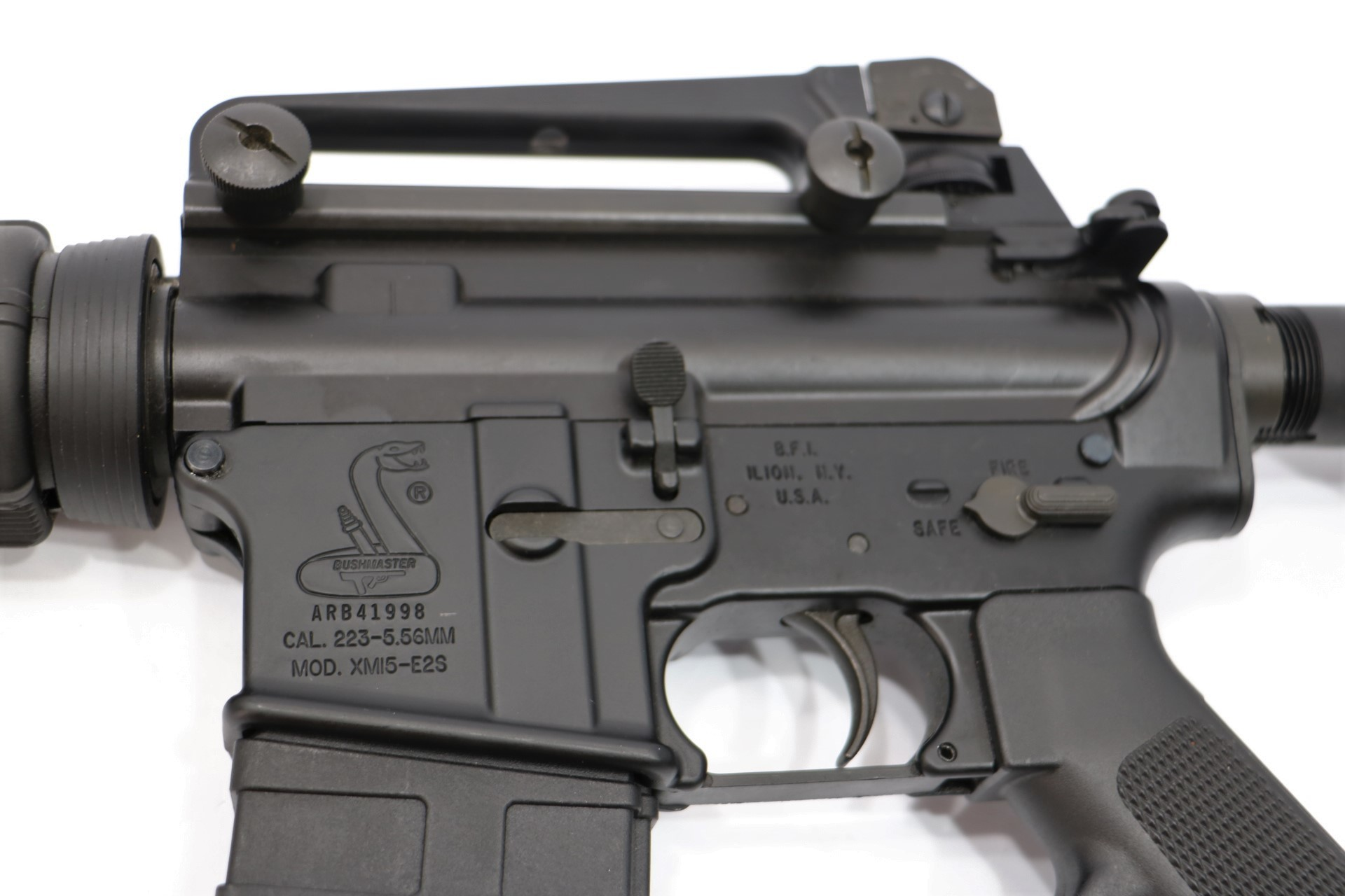 Bushmaster XM15-E2S 5.56/.223 AR15 - No Box-img-2
