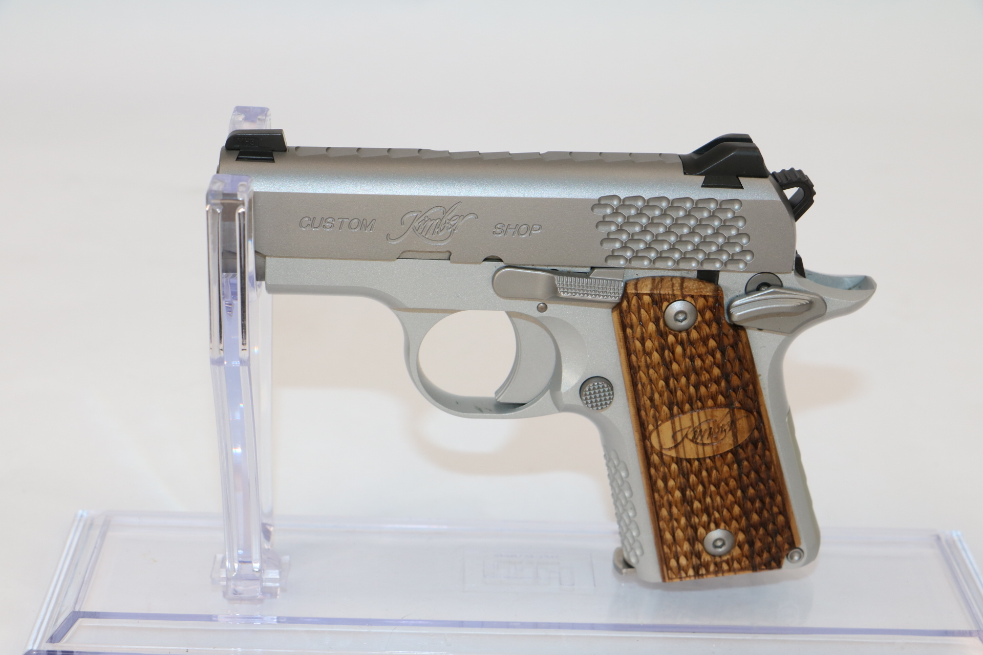 Kimber Micro Raptor .380 ACP w/Original Box and 1-img-1