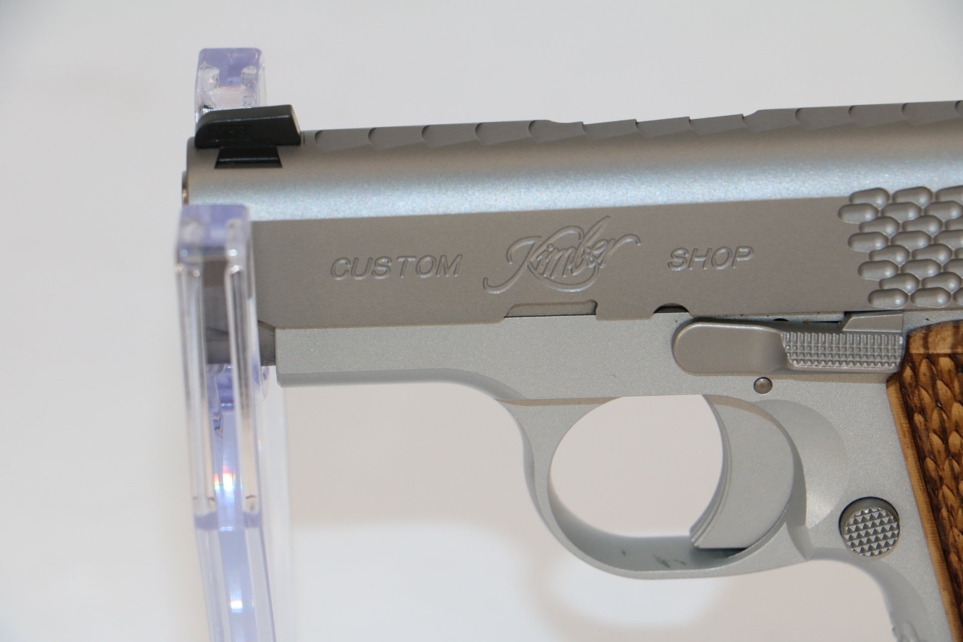 Kimber Micro Raptor .380 ACP w/Original Box and 1-img-3