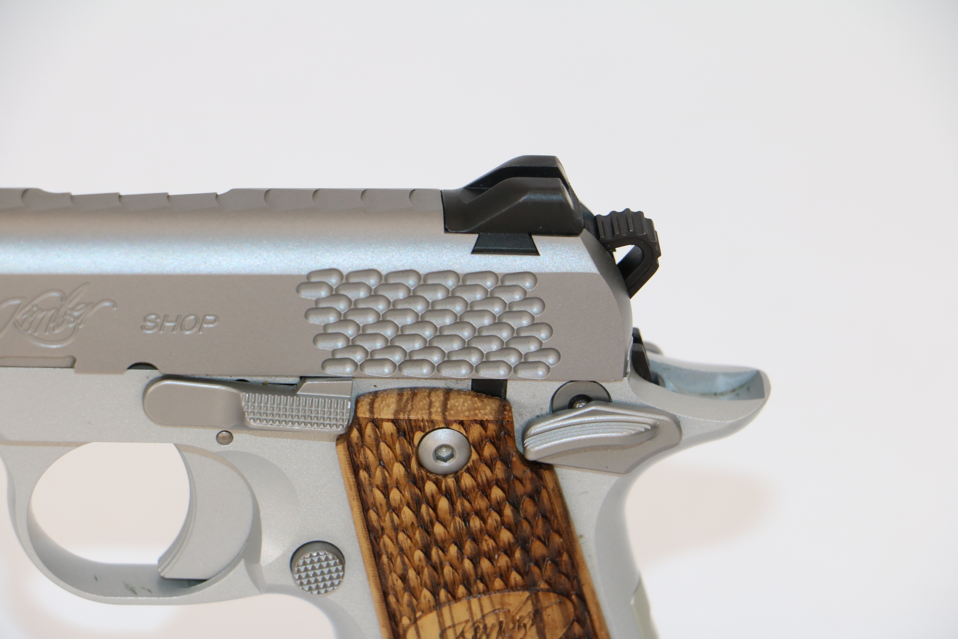 Kimber Micro Raptor .380 ACP w/Original Box and 1-img-2