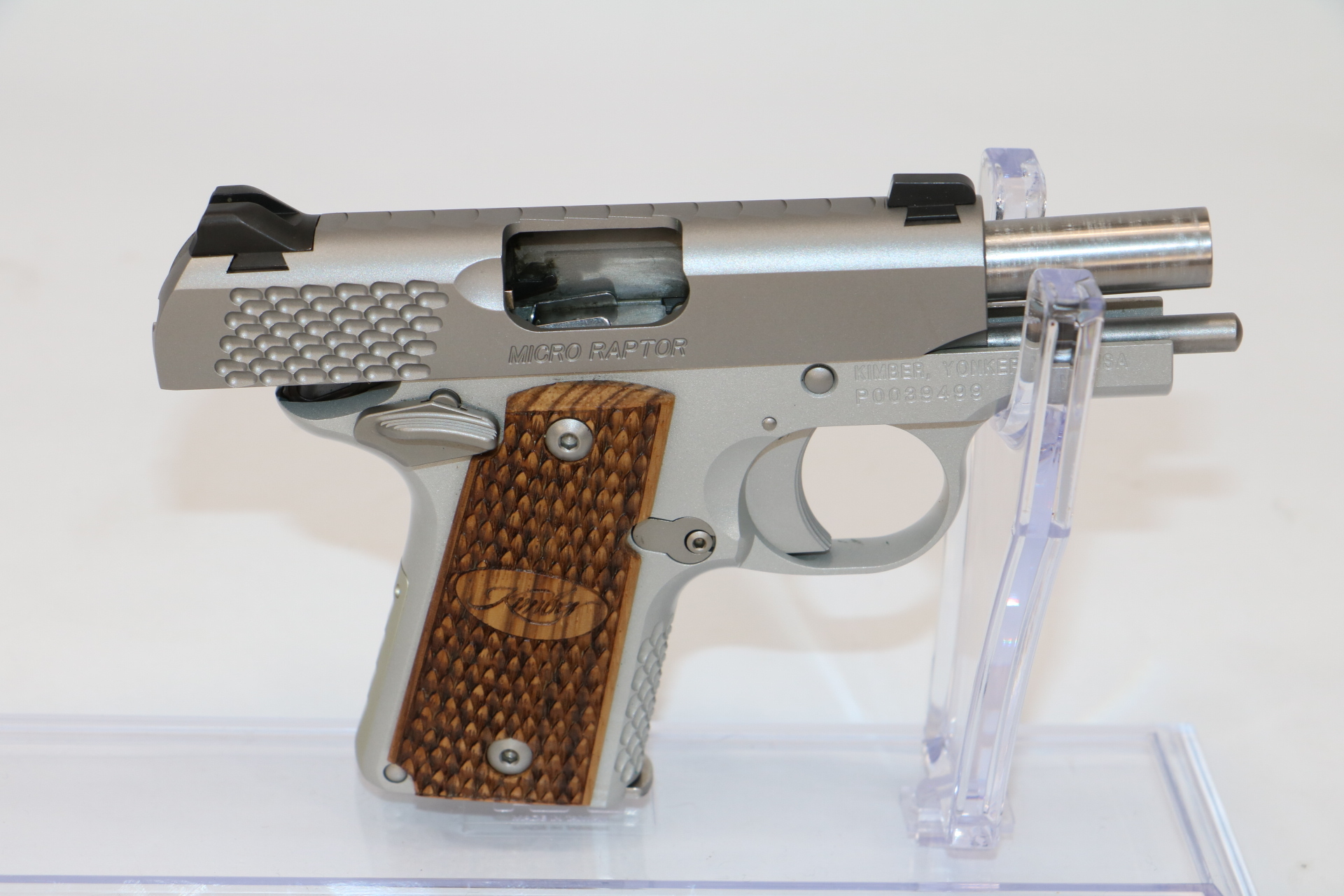 Kimber Micro Raptor .380 ACP w/Original Box and 1-img-6