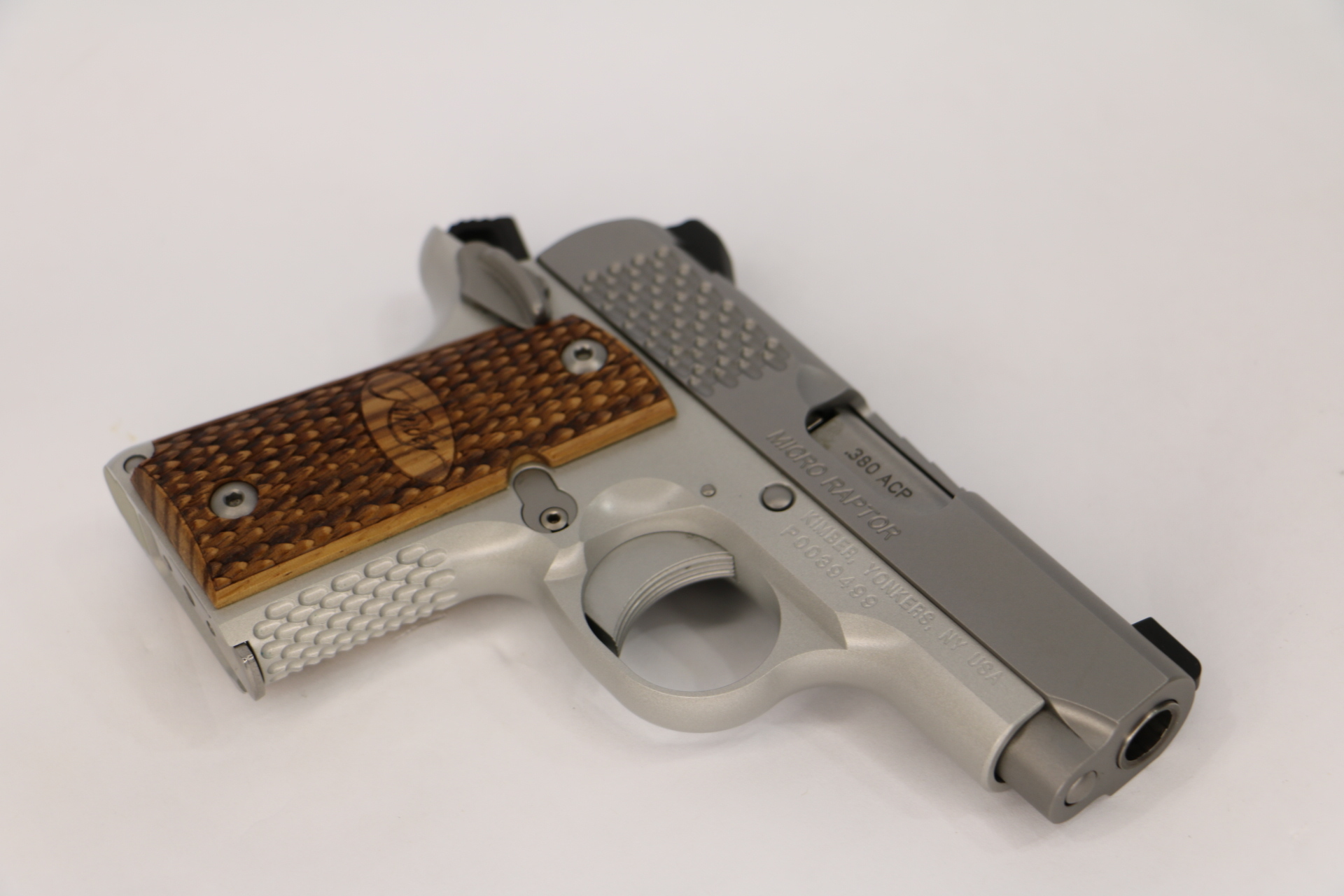 Kimber Micro Raptor .380 ACP w/Original Box and 1-img-7