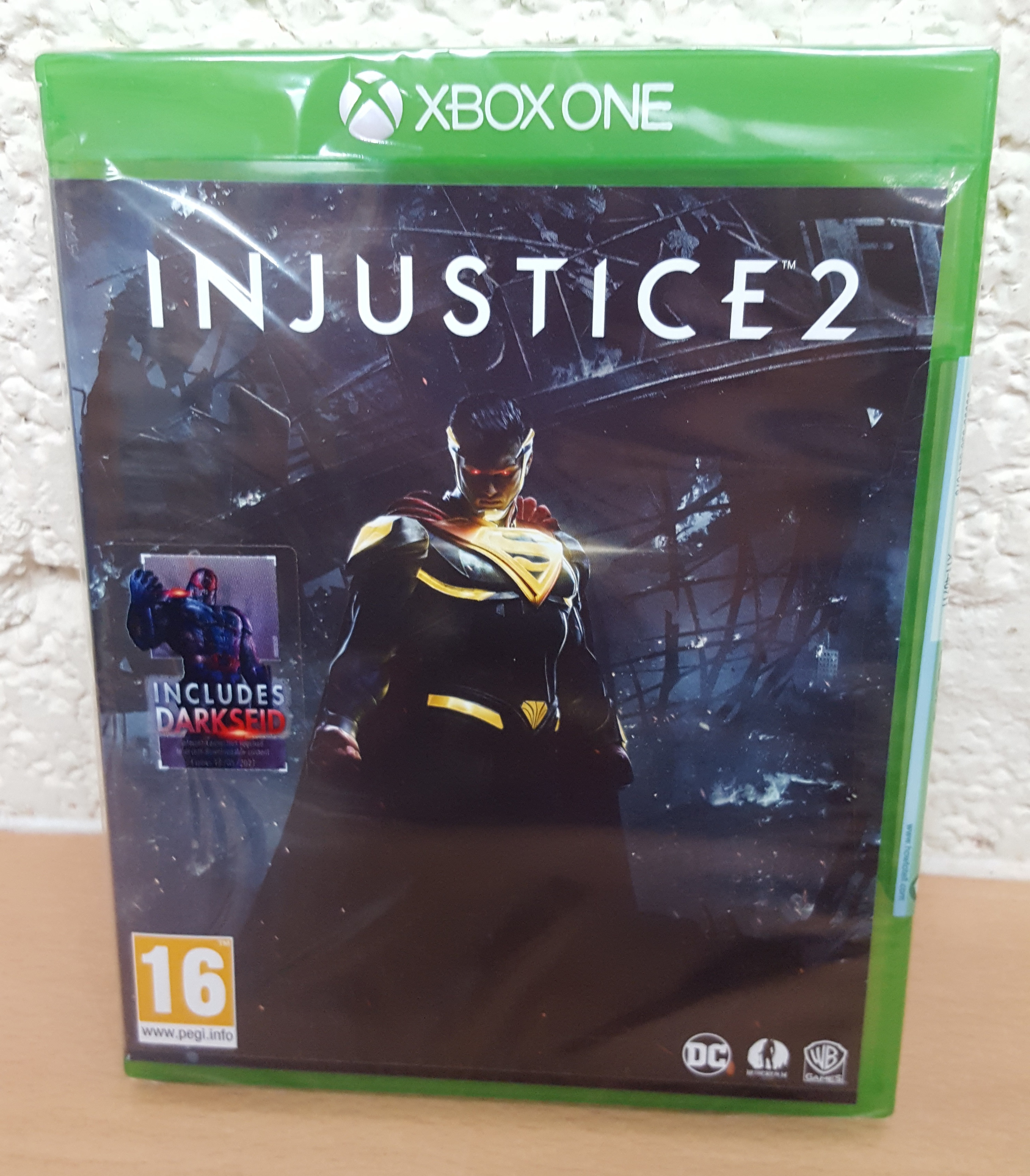INJUSTICE 2 - FOR XBOX ONE - GAME BRAND NEW SEALED