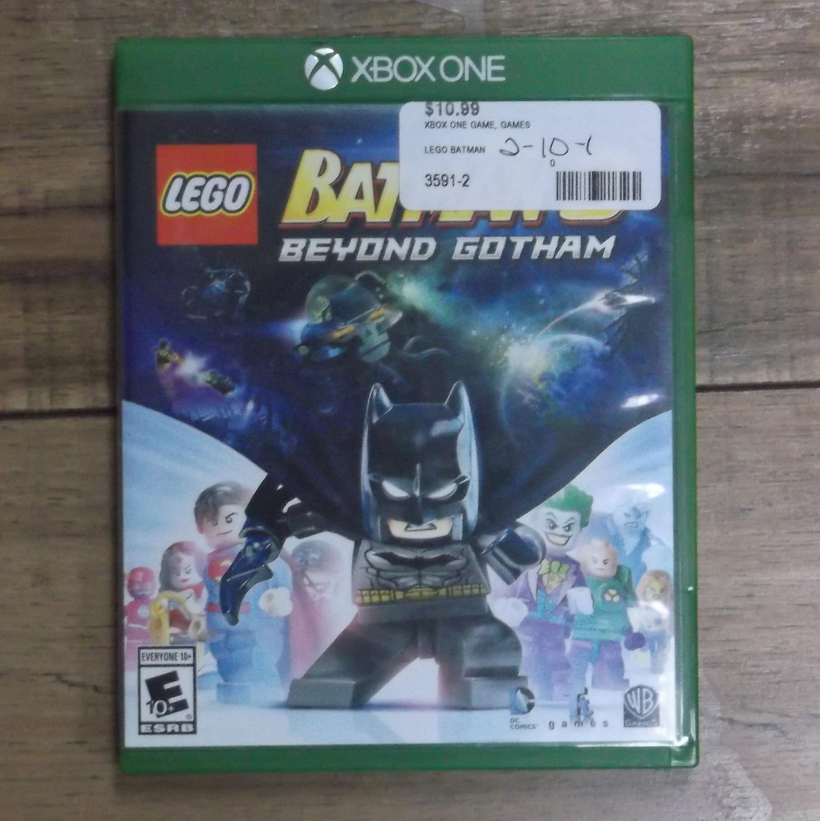 LEGO: The Batman - Beyond Gotham - Xbox One