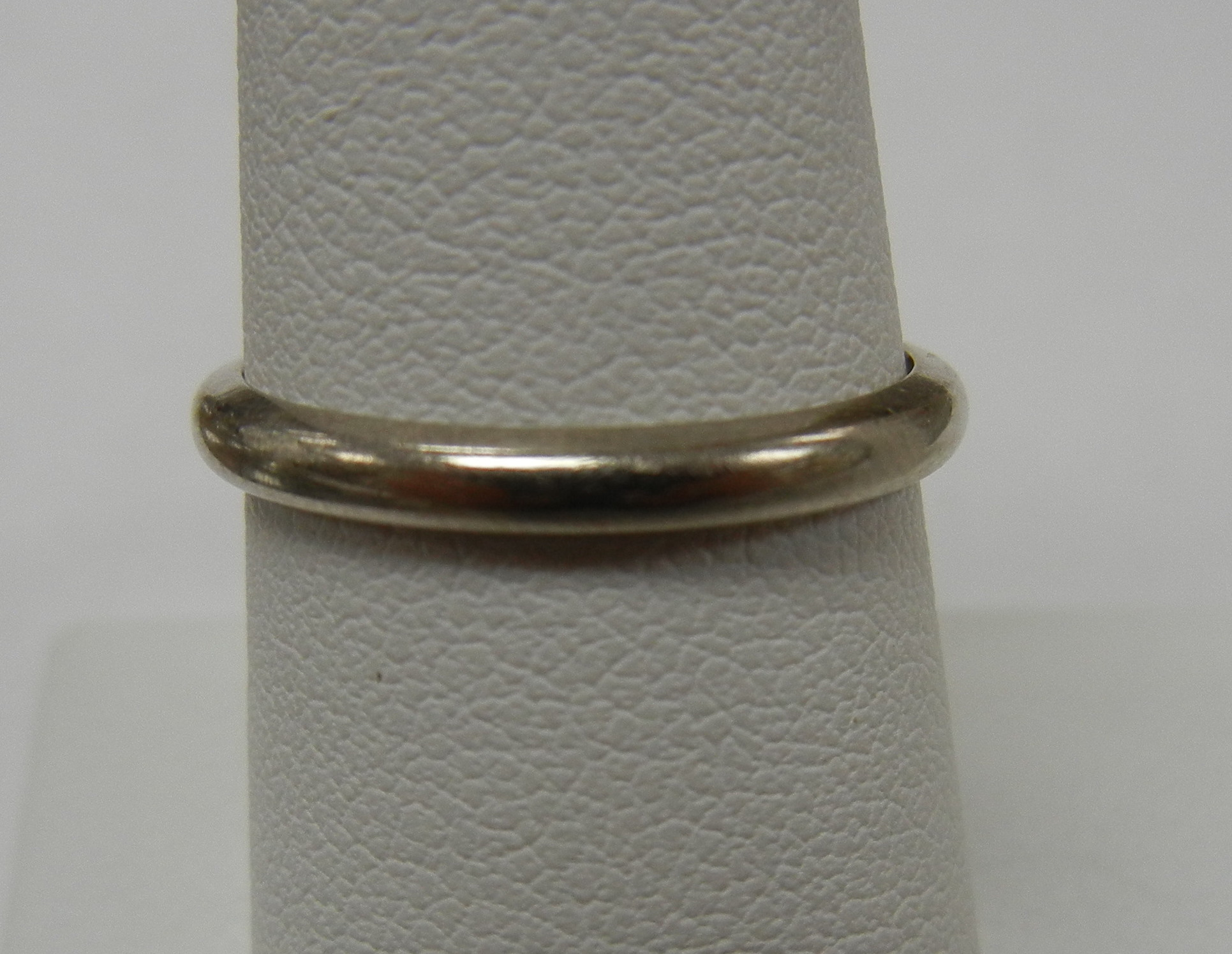14 KT 2MM BAND - SIZE 7