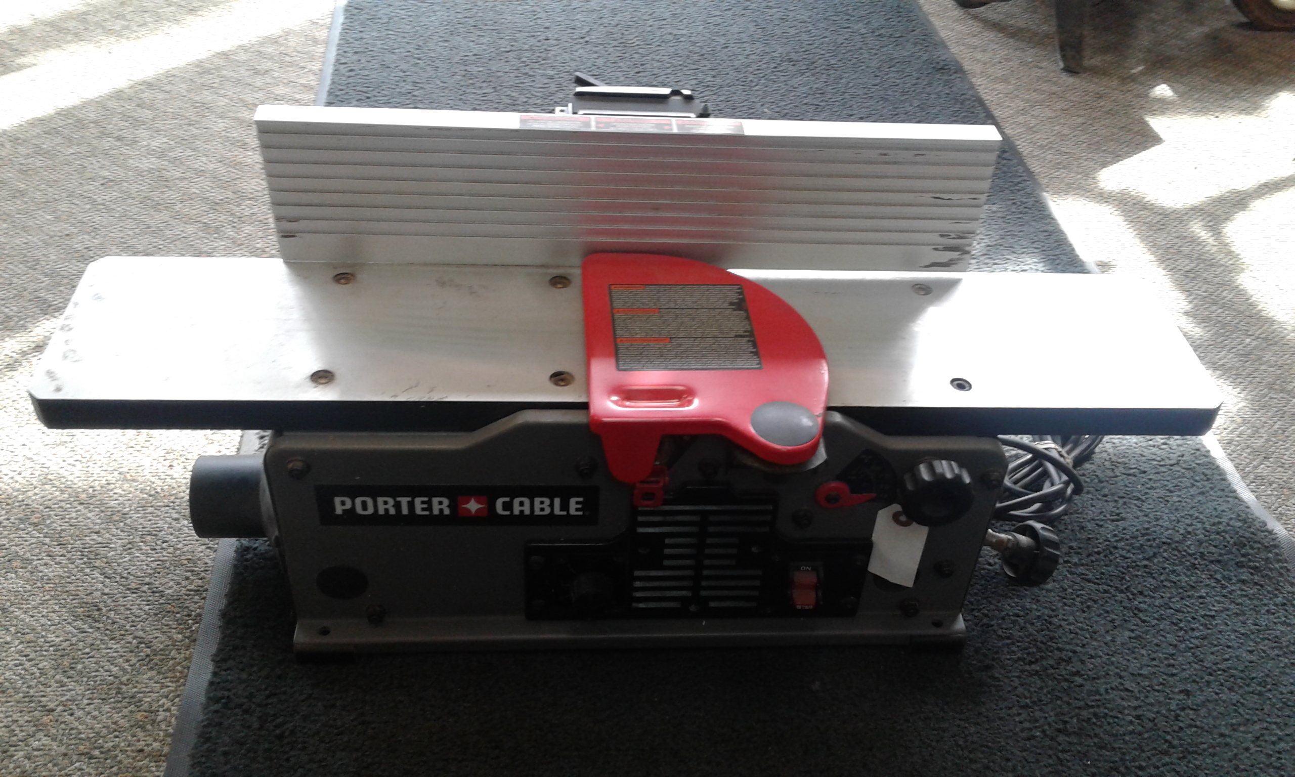 PORTER CABLE - SPEED BENCH JOINTER
