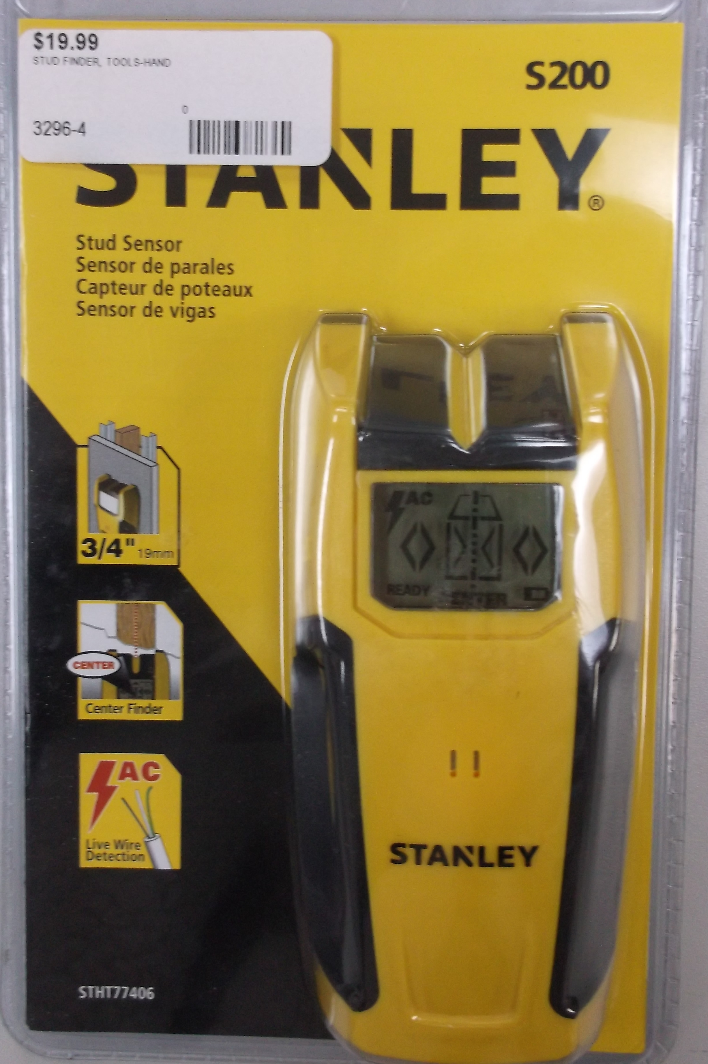 STANLEY STUD FINDER