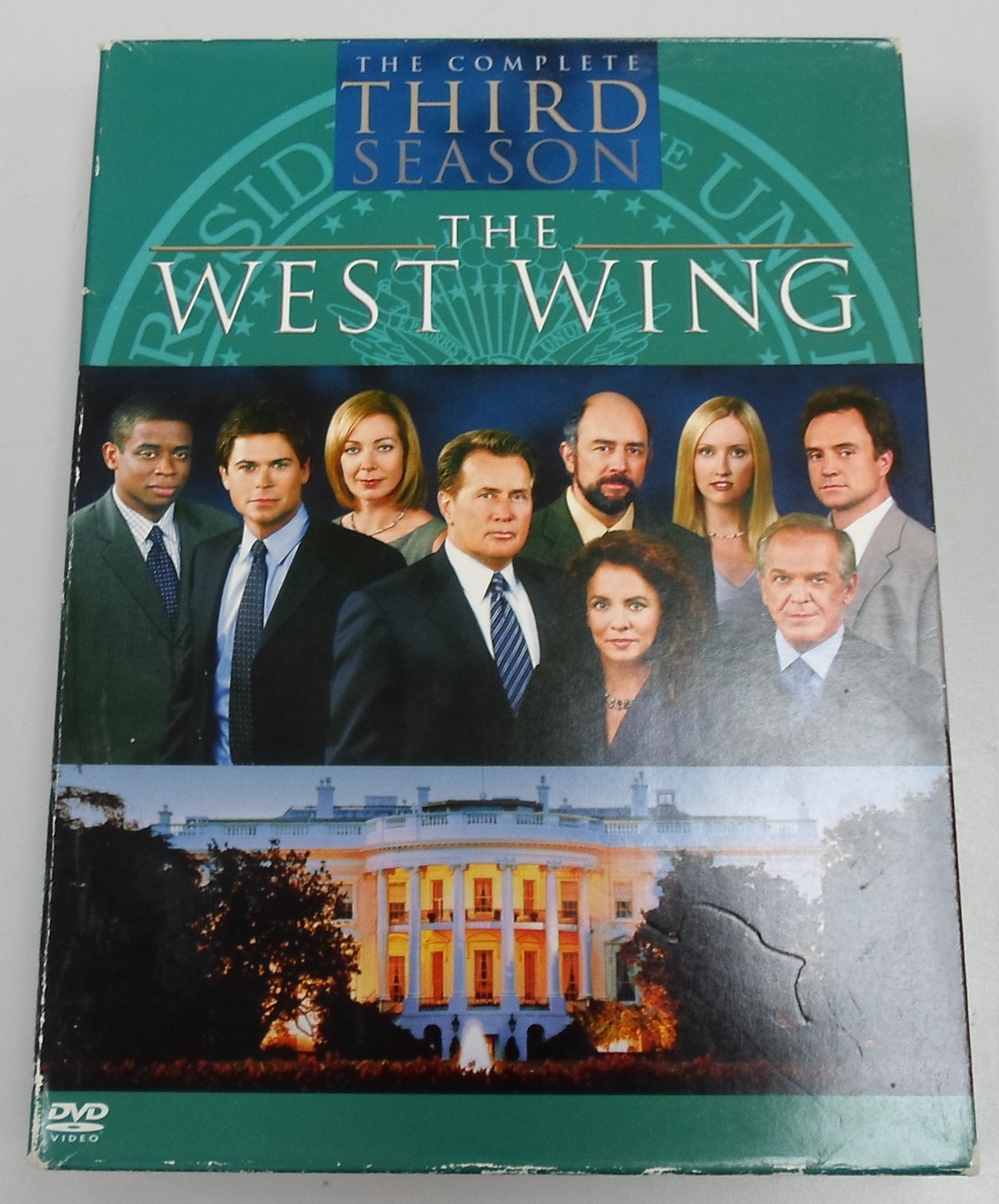 THE WEST WING - SEASON 3 - DVD BOX SET