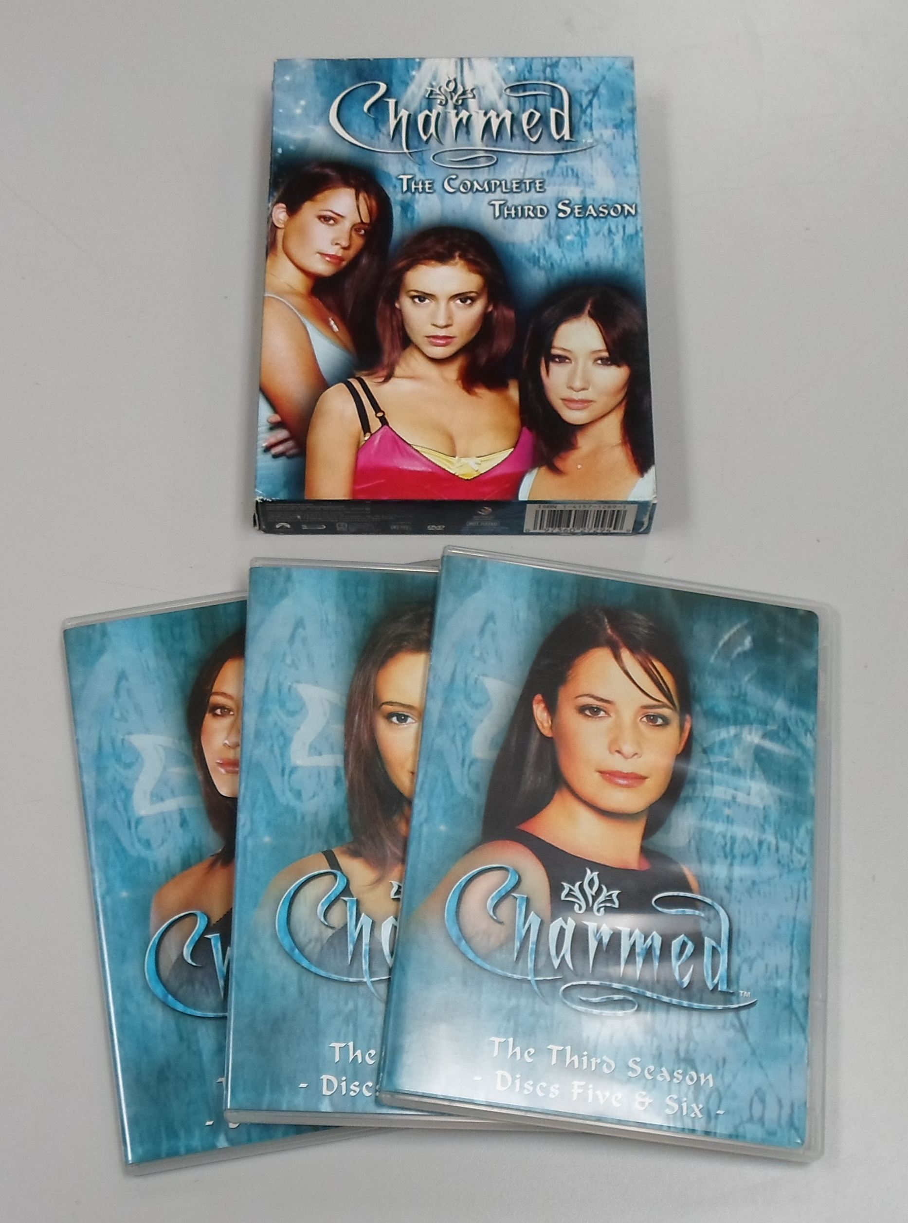 CHARMED - SEASON 3 - DVD BOX SET