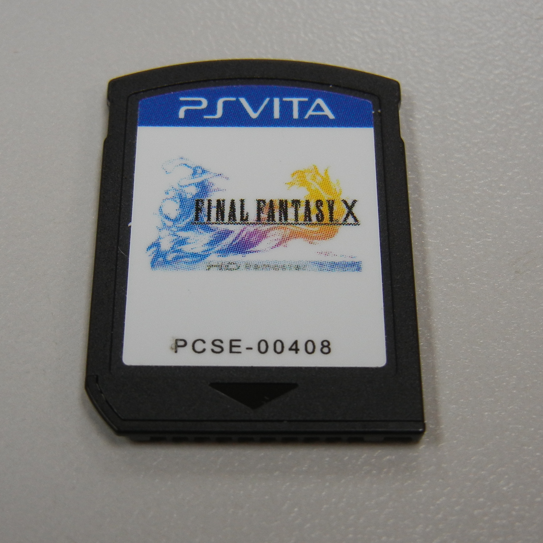 FINAL FANTASY X PS VITA GAME