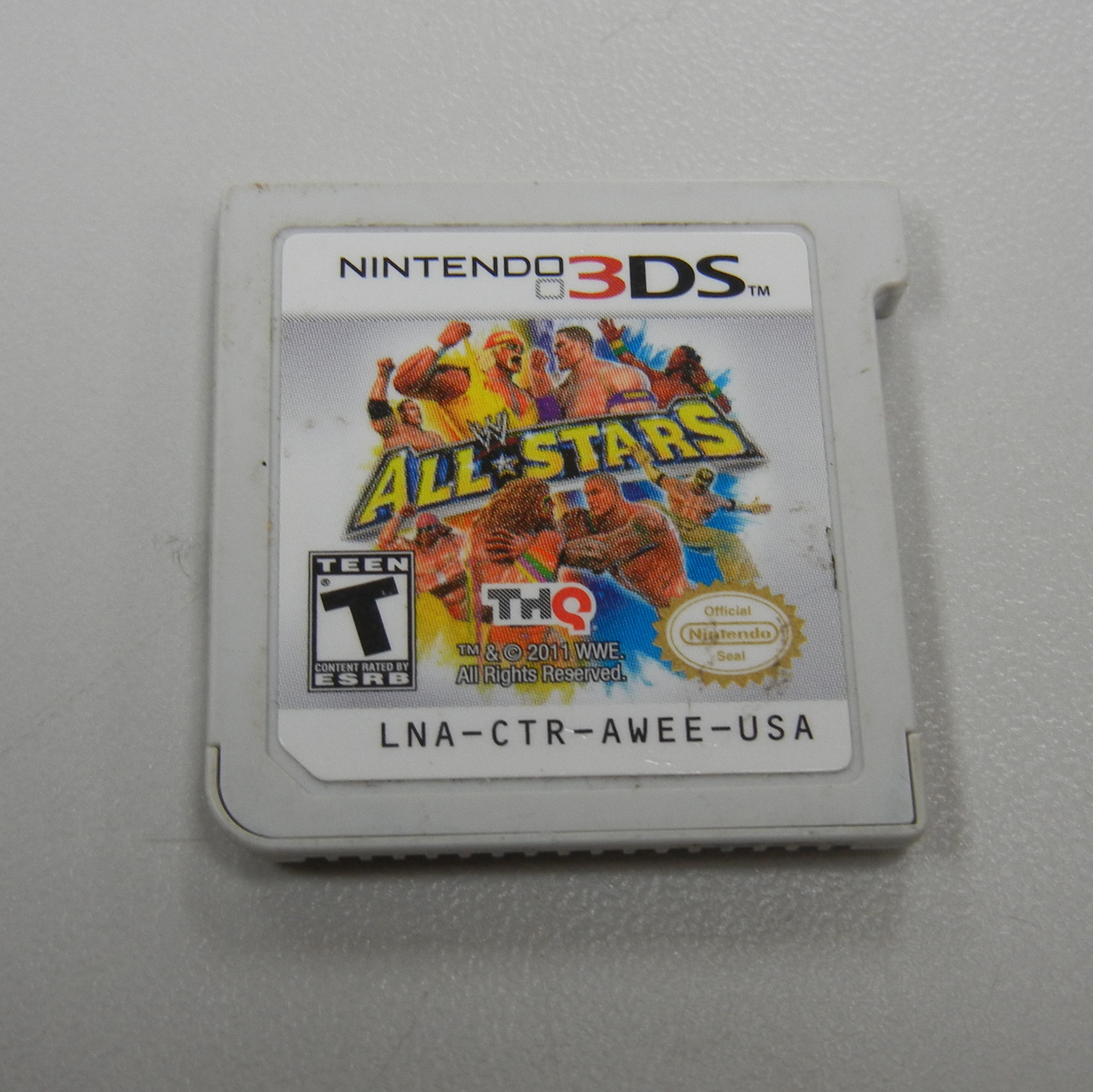 ALL STAR 3DS GAME