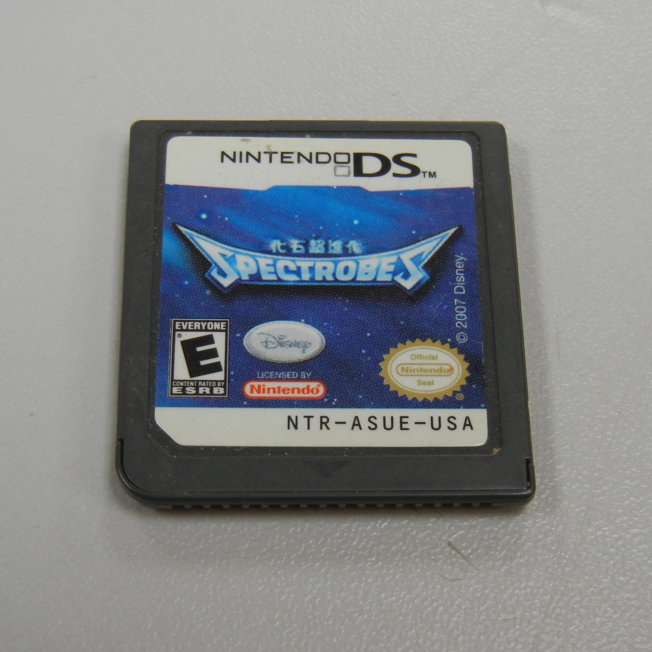 SPECTROBES NINTENDO DS GAME