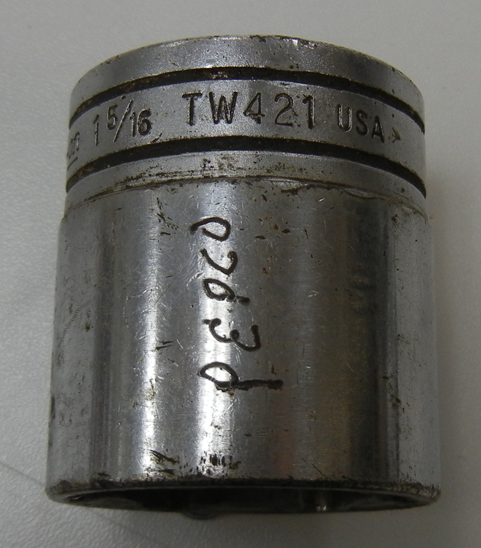 SNAP-ON 1 5/16 TW421 1/2