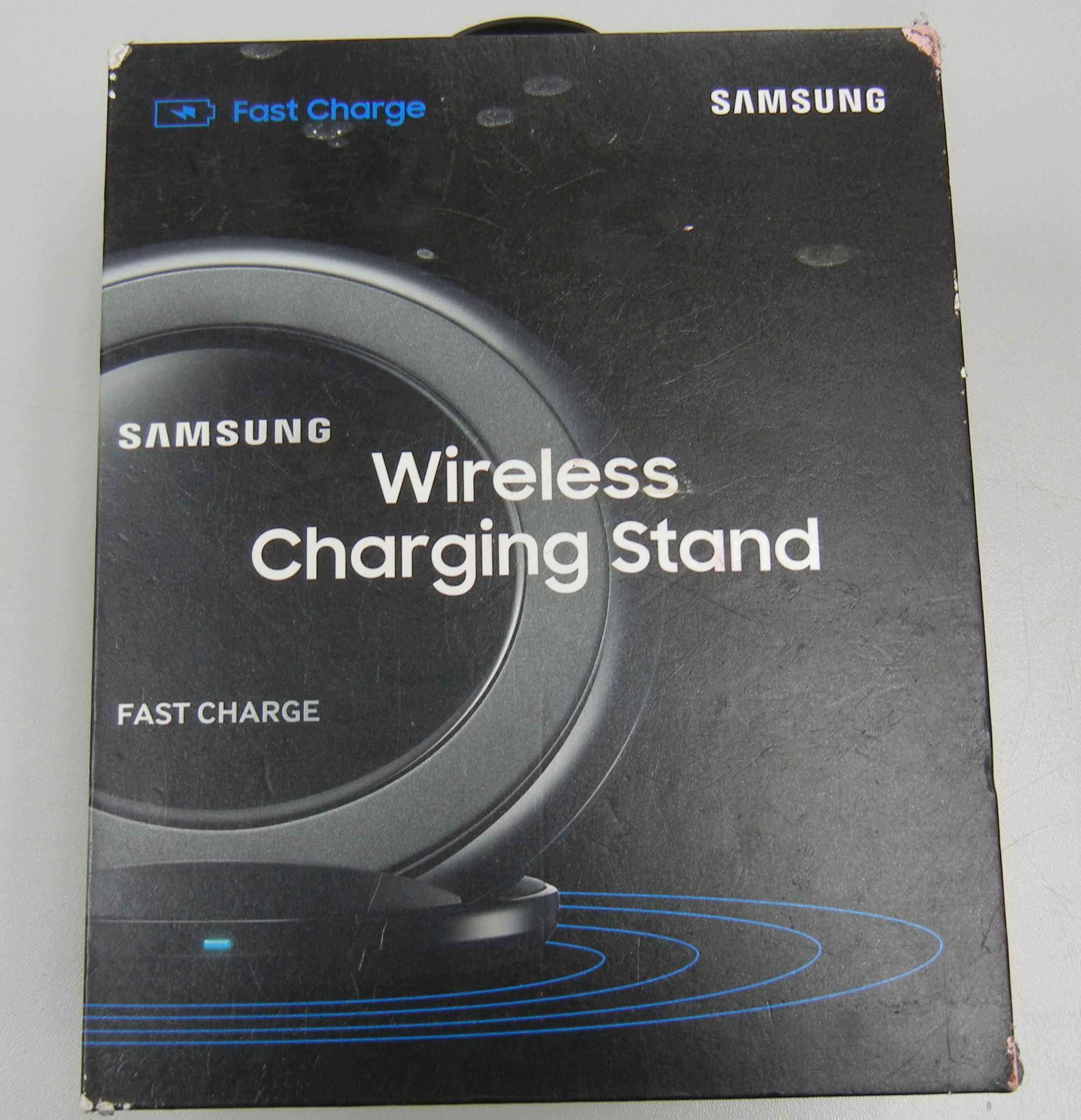 SAMSUNG - FAST CHARGING STAND CHARGER