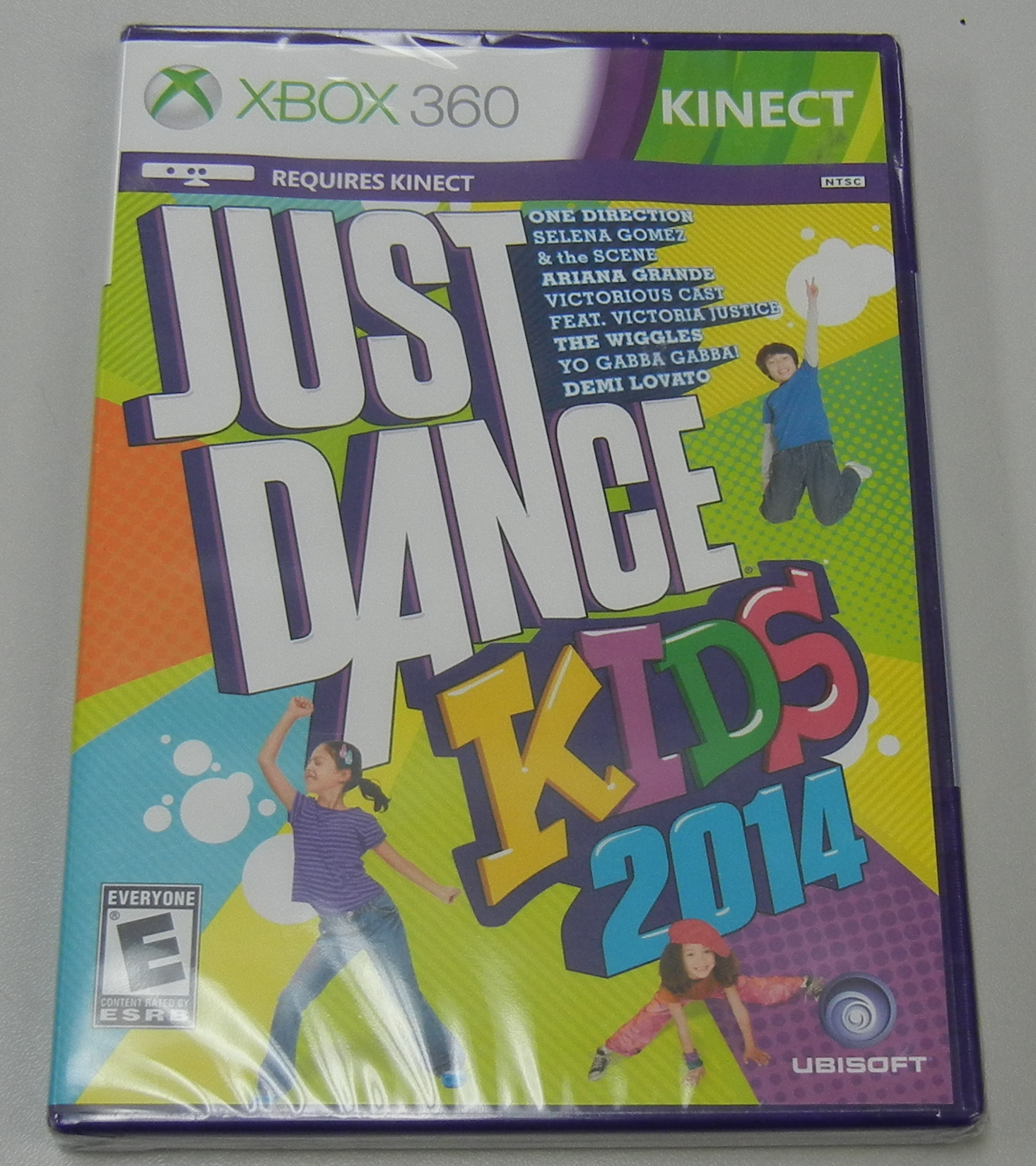 JUST DANCE KIDS 2014 XBOX 360 GAME - BRAND NEW