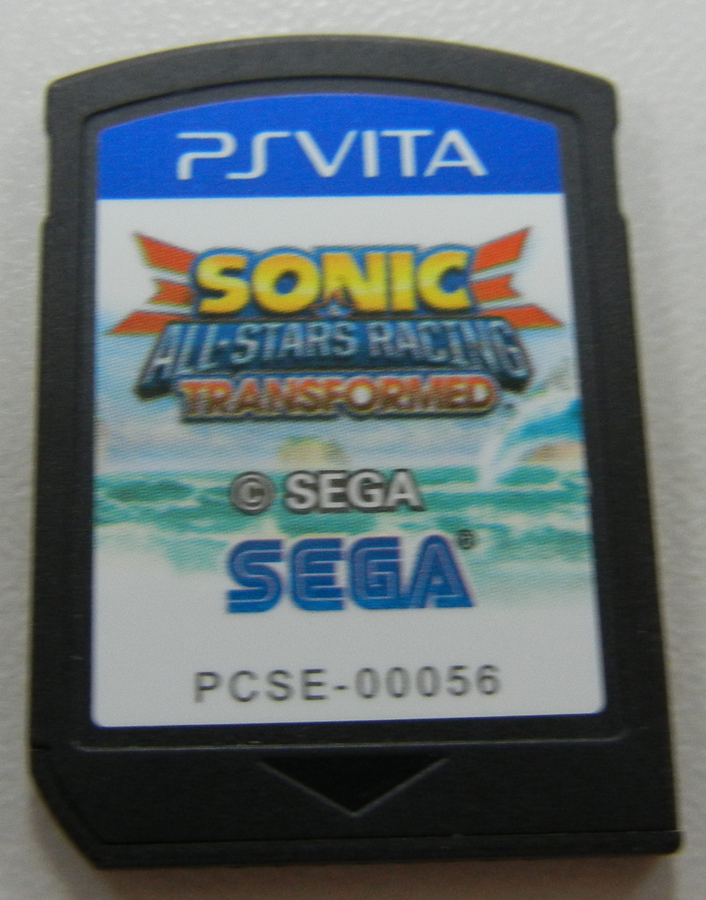 SONIC ALL-STARS RACING TRANSFORMED PSVITA GAMES