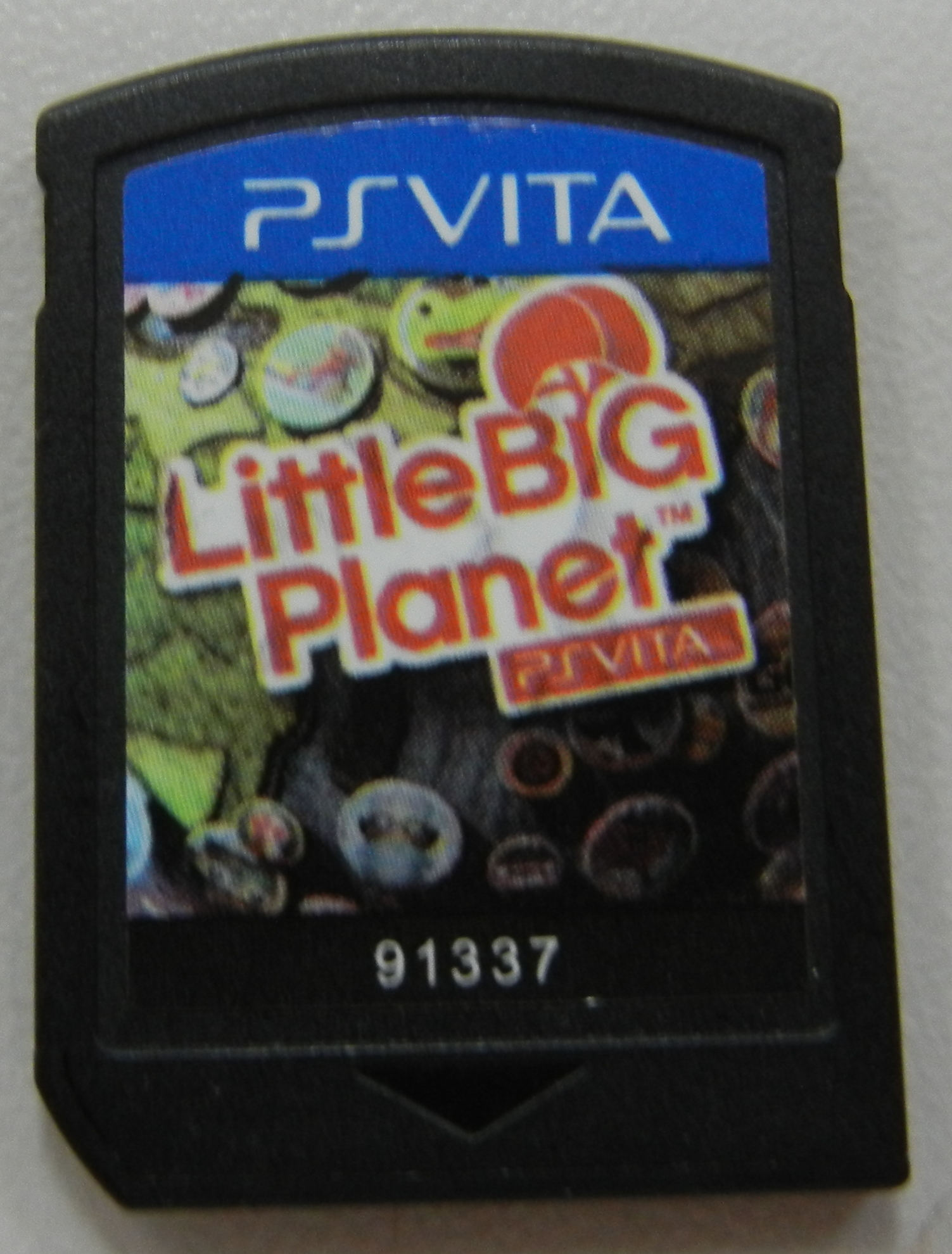 LITTLE BIG PLANET PSVITA GAMES