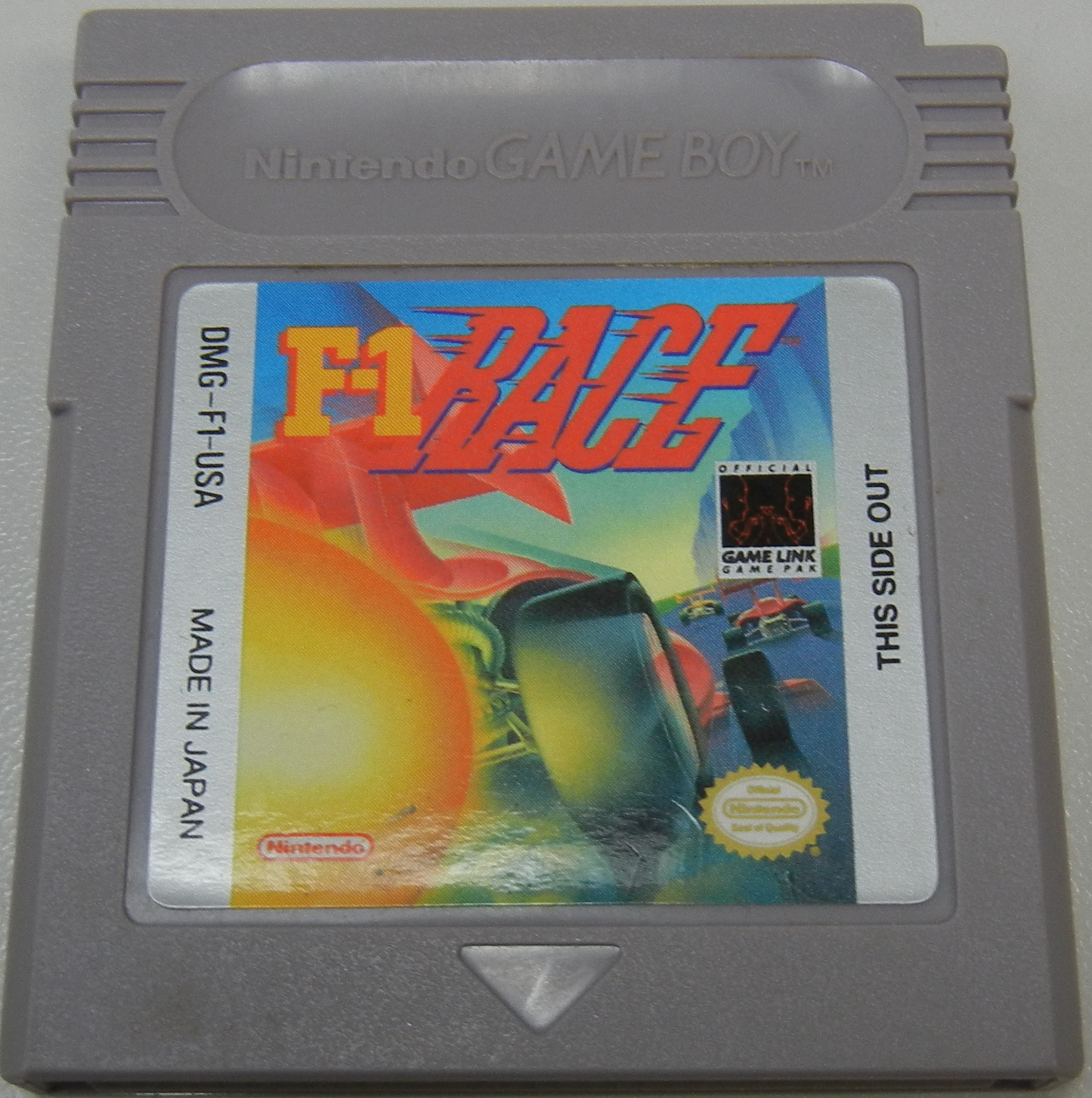 GAME BOY F-1 RACE