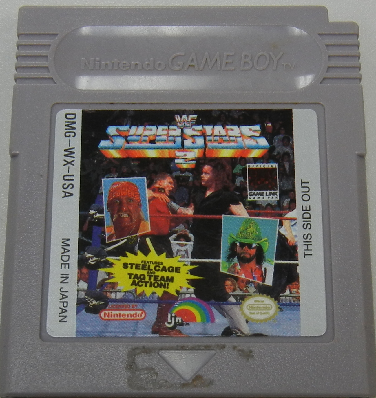 GAME BOY WWF SUPERSTARS 2