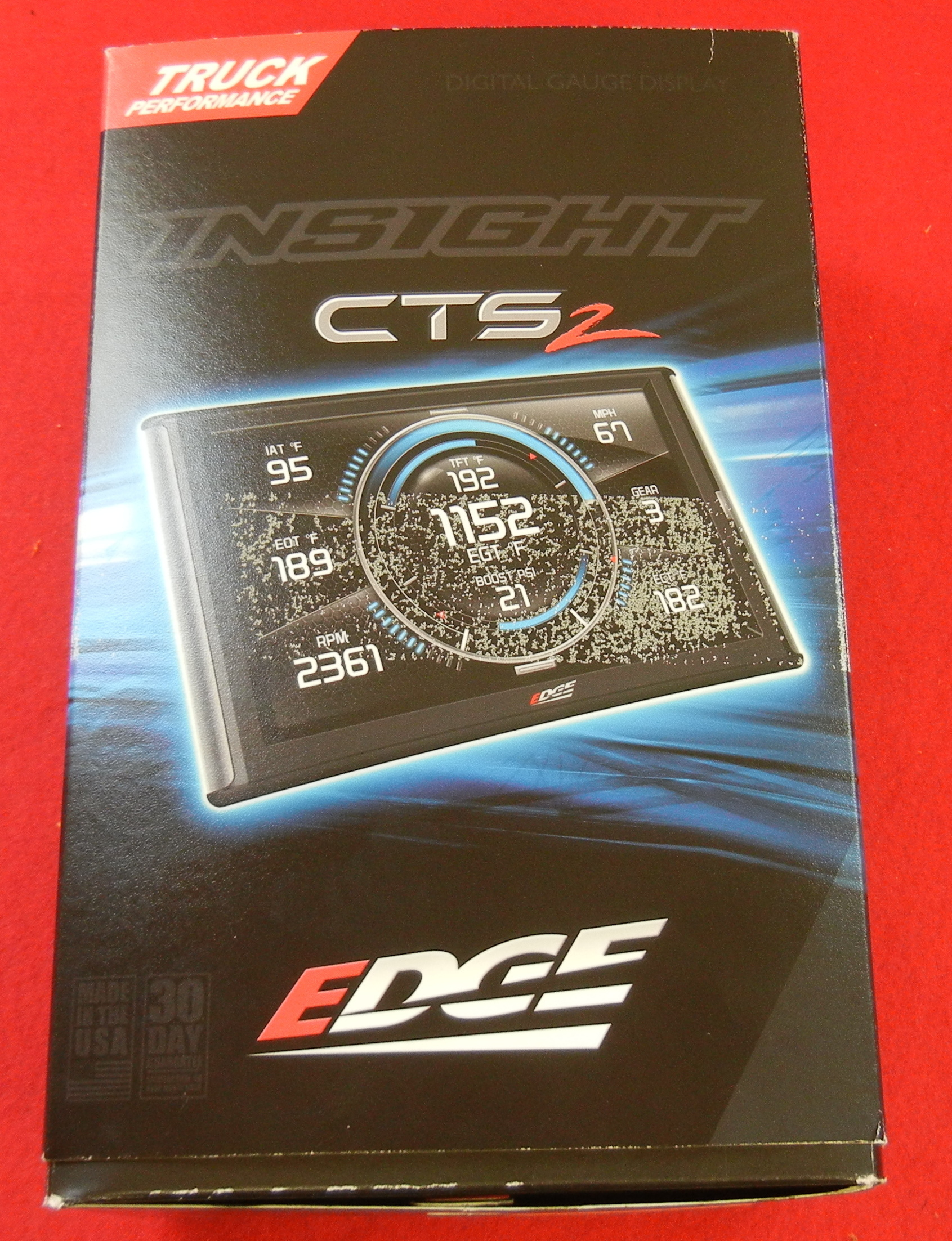 EDGE - CTS2 84130 TRUCK PERFORMANCE MONITOR