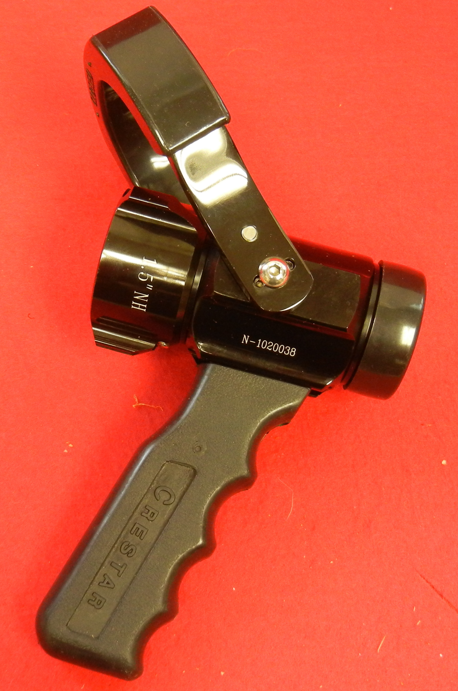 CRESTAR - NEVER USED - FIRE HOSE NOZZLE
