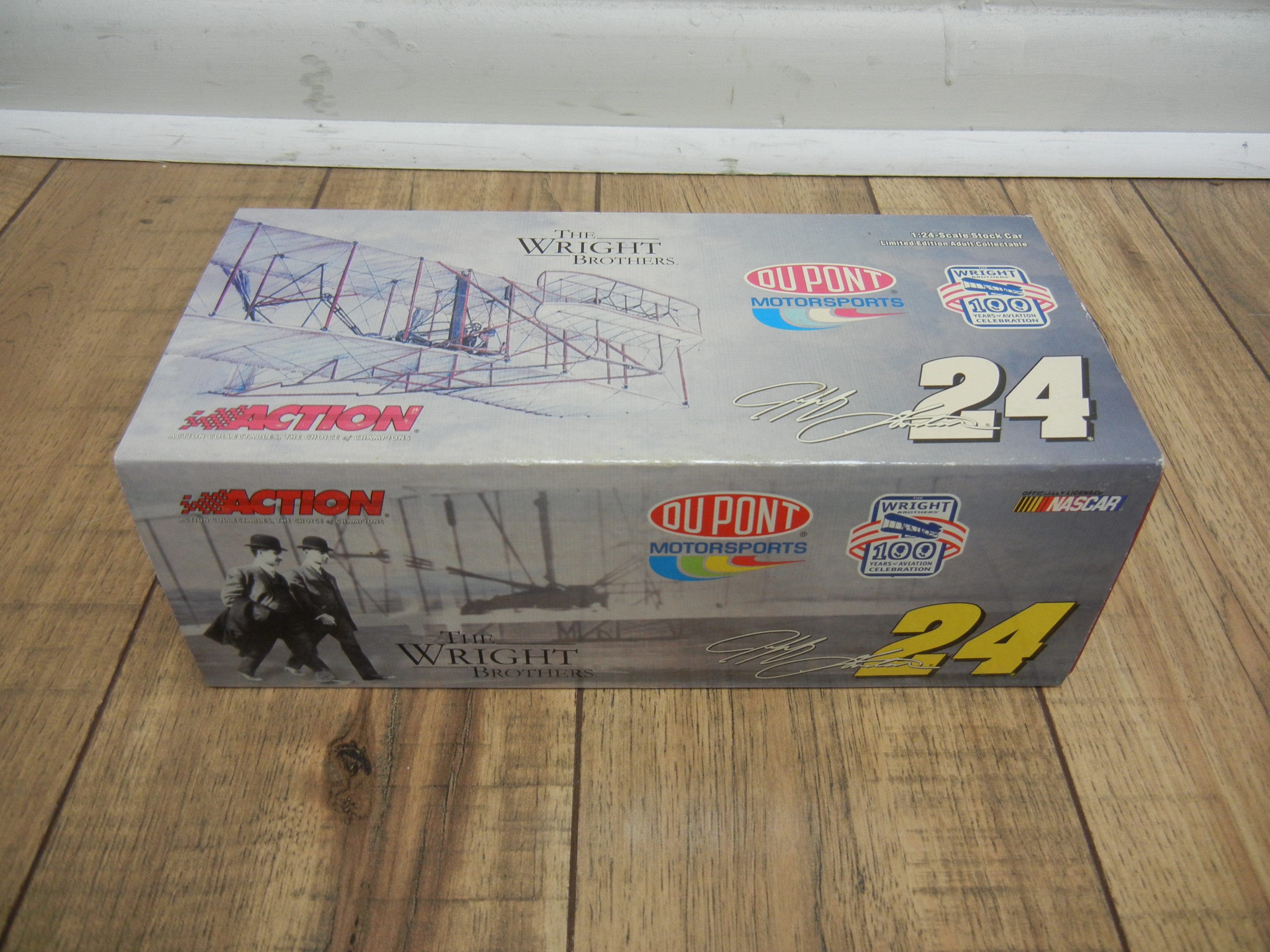 NASCAR - JEFF GORDON - WRIGHT BROTHERS - DIE CAST