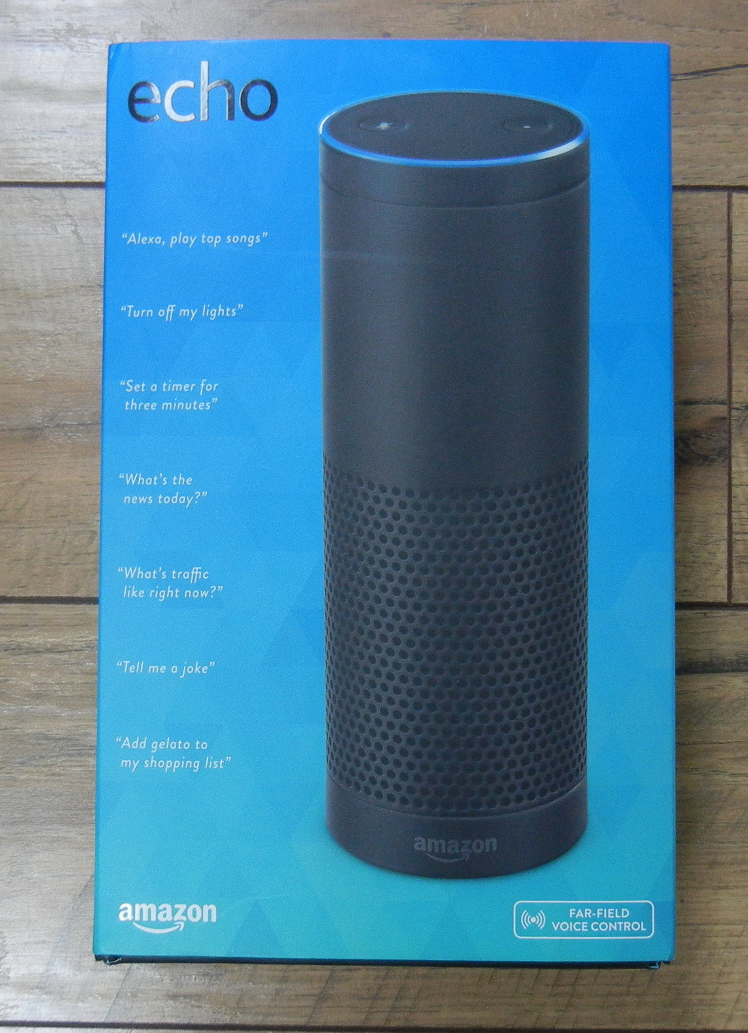 AMAZON - ALEXA - ECHO 2ND GEN - SPEAKER