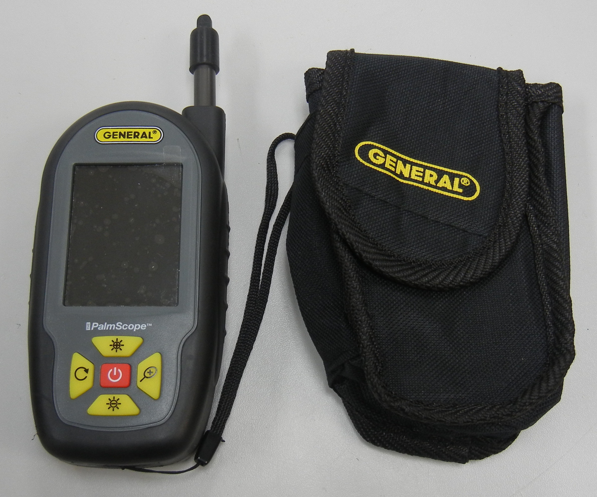 GENERAL - THE PALM SCOPE - INSPECTION CAMERA
