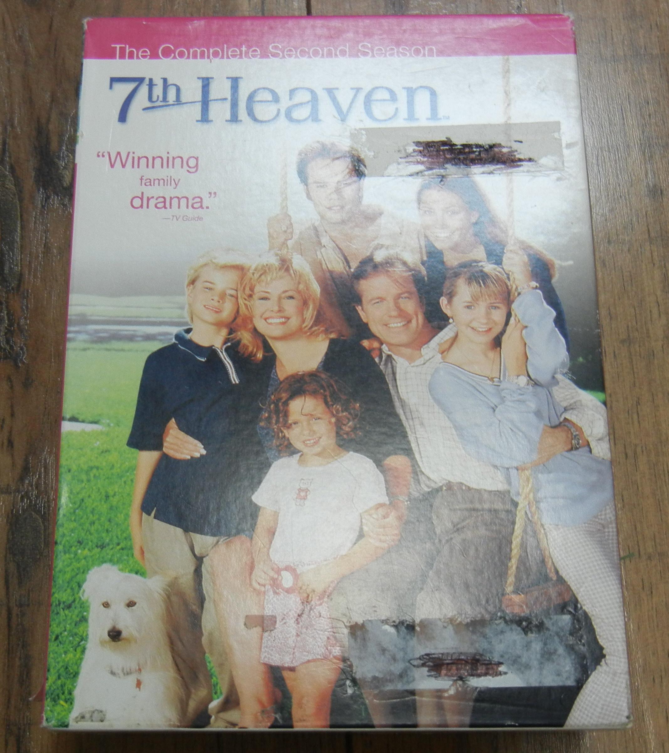 7TH HEAVEN SEASON 2