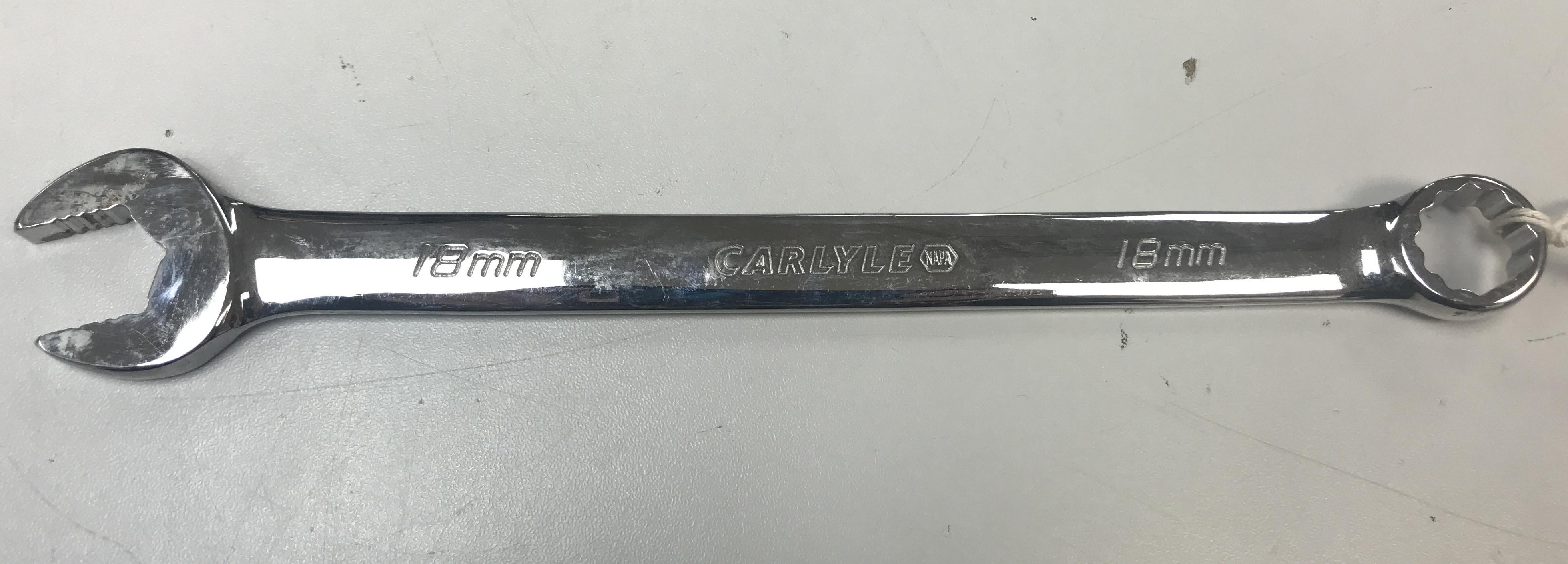 NAPA Carlyle  CWLNS118M  18mm
