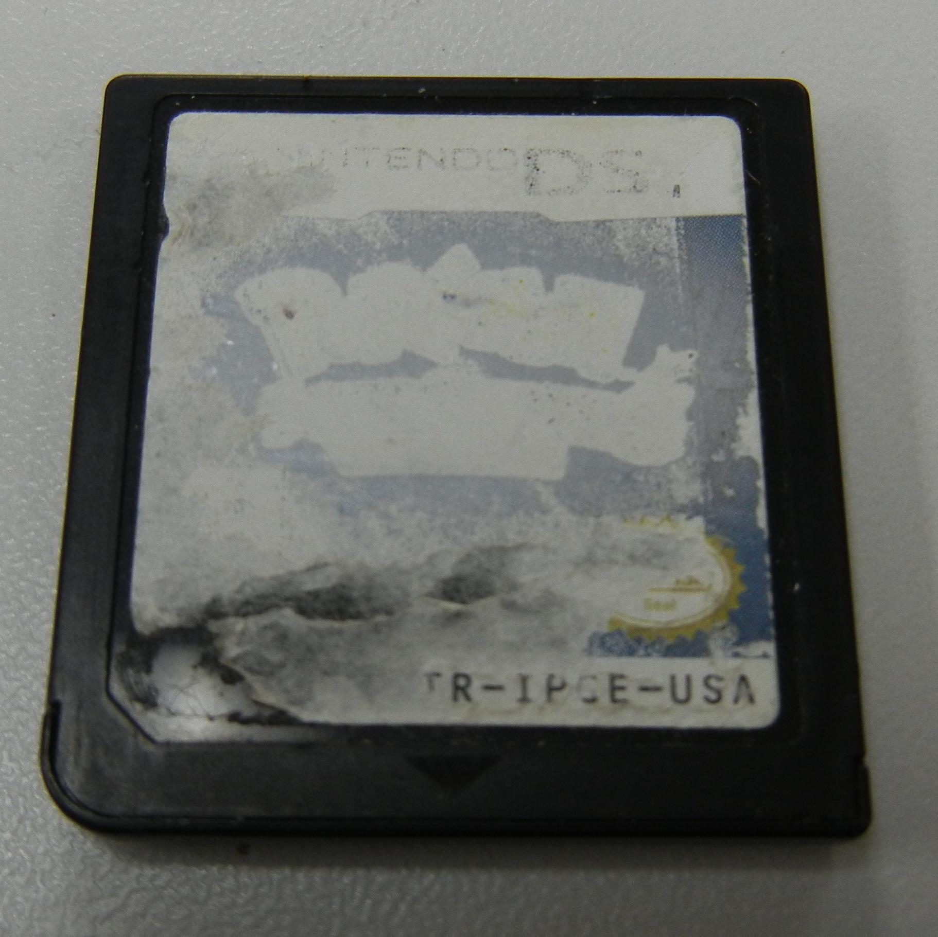 POKEMON SOULSILVER  - NINTENDO DS GAME