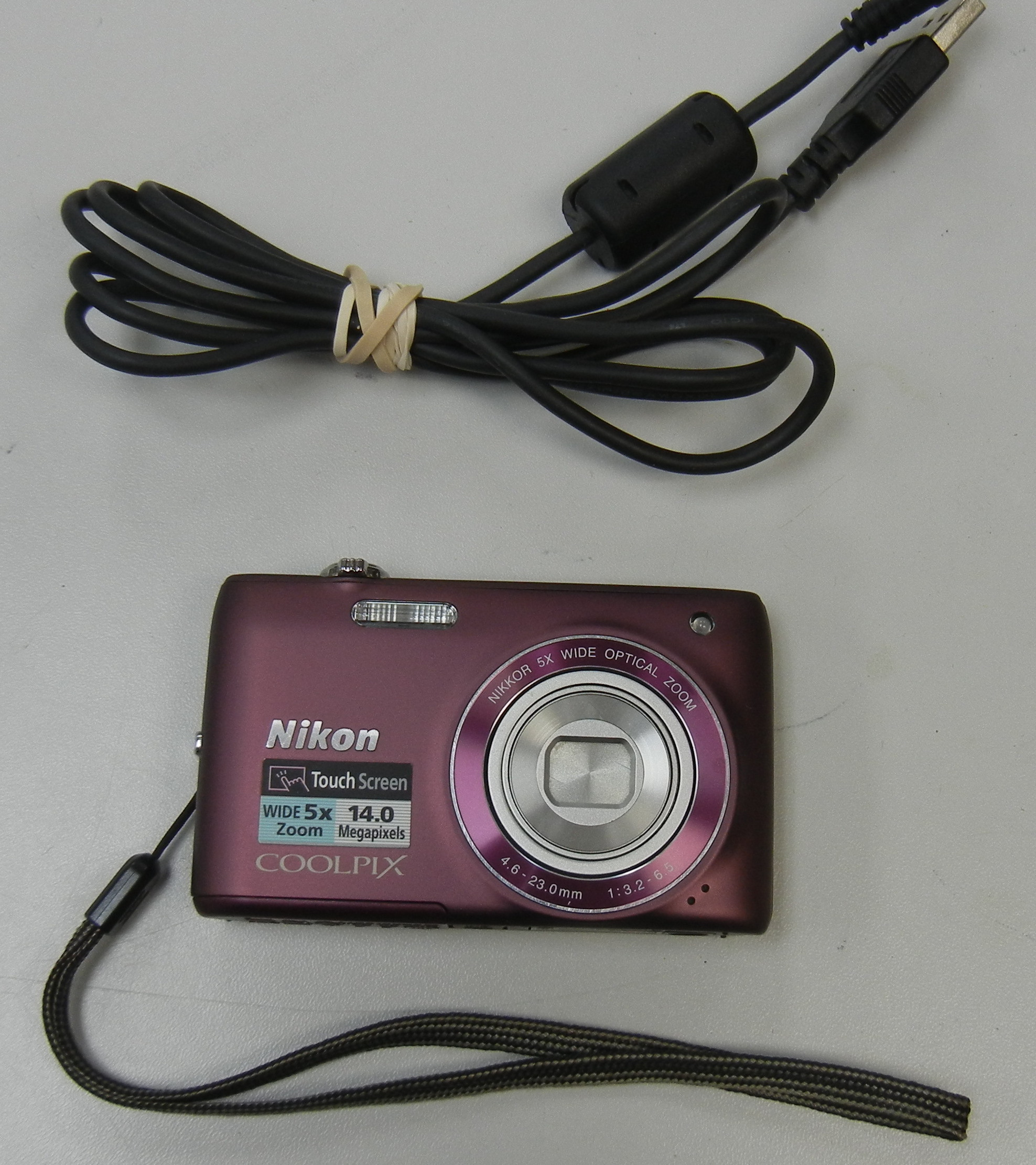 NIKON - COOLPIX S4100 - DIGITAL CAMERA