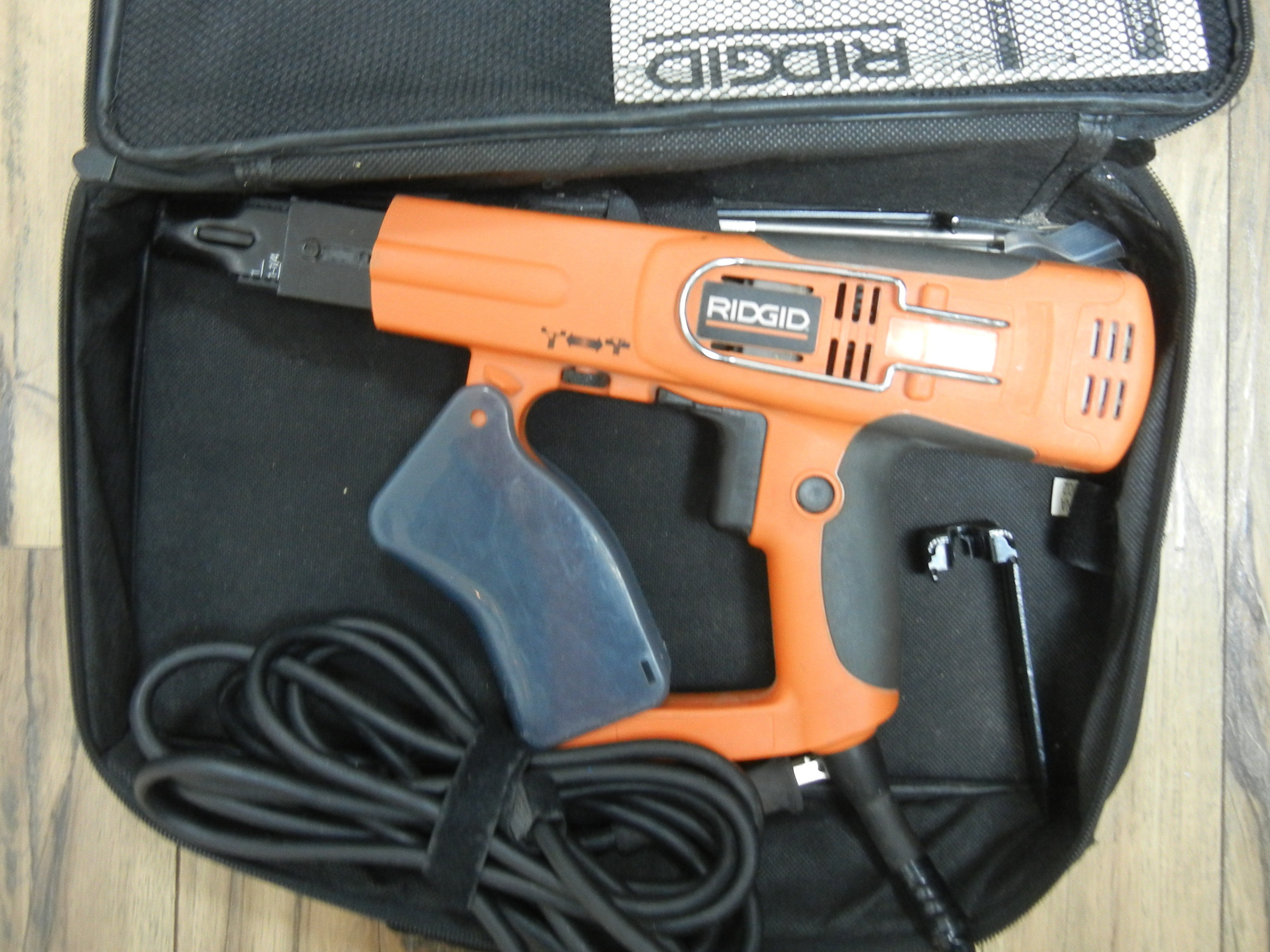 RIDGID TOOL - R6790 - COLLATED SCREWDRIVER