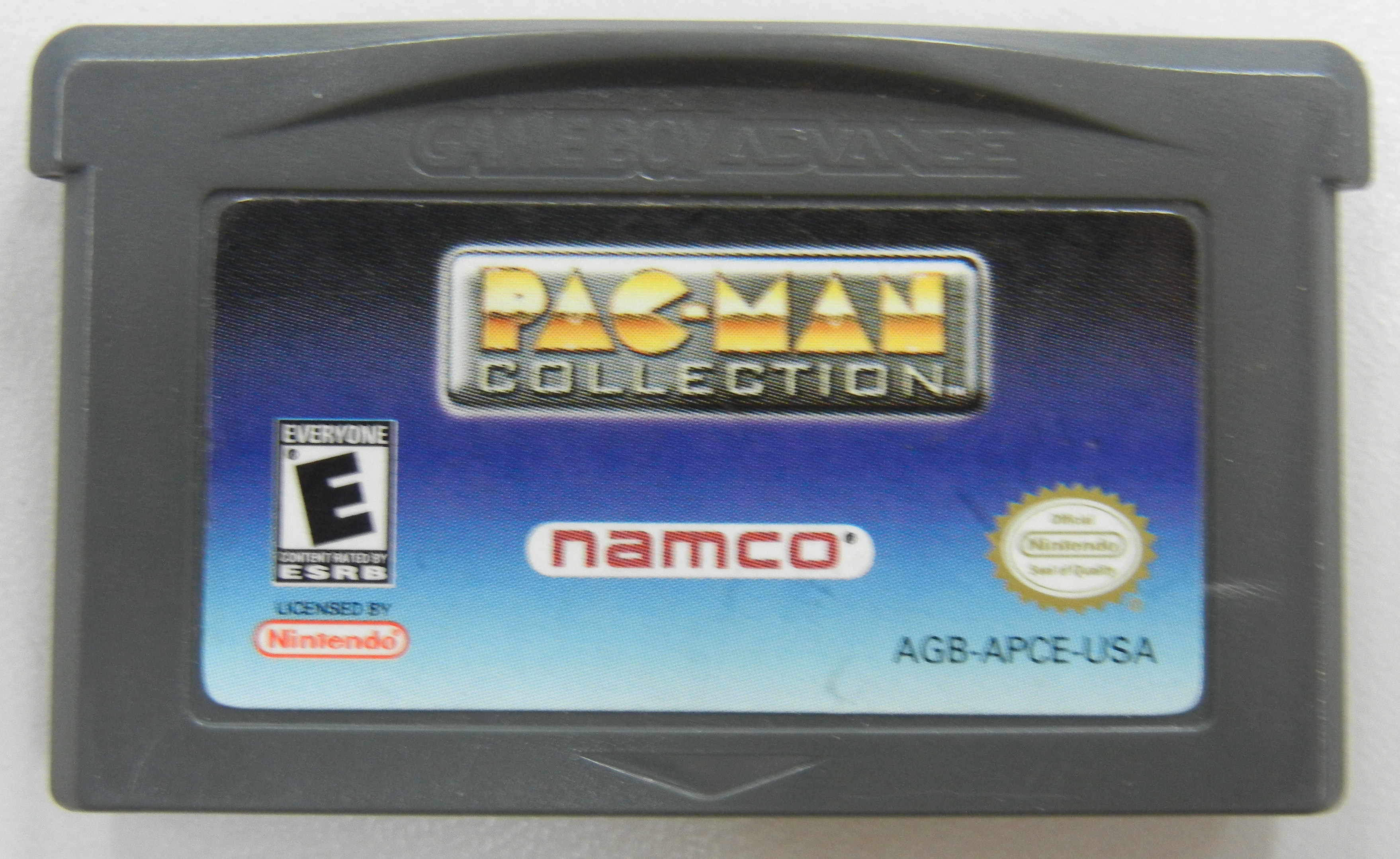 PAC MAN COLLECTION   - GAMEBOY ADVANCE GAME