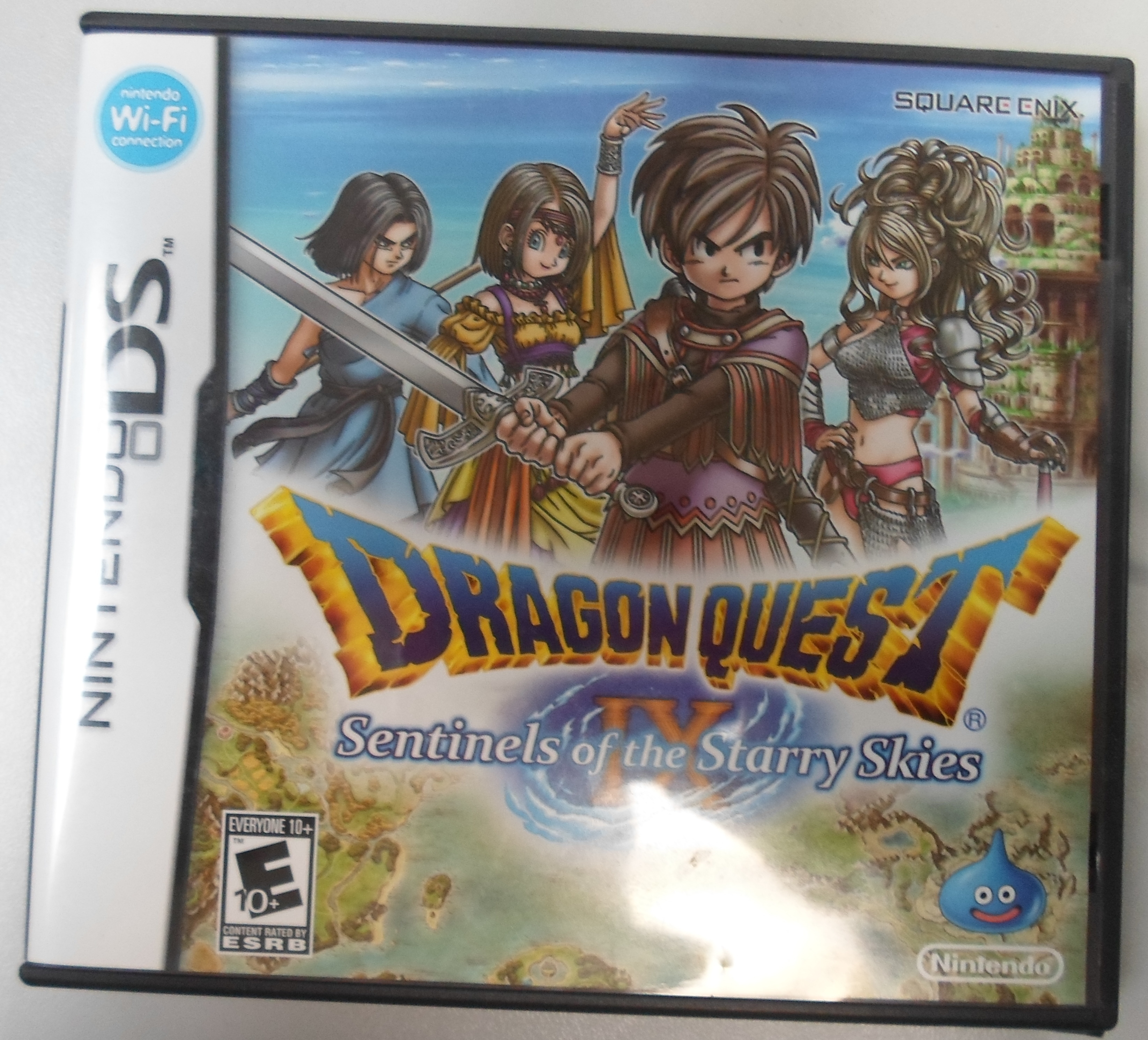 dragon quest sentinels of the starry skies NINTENDO DS
