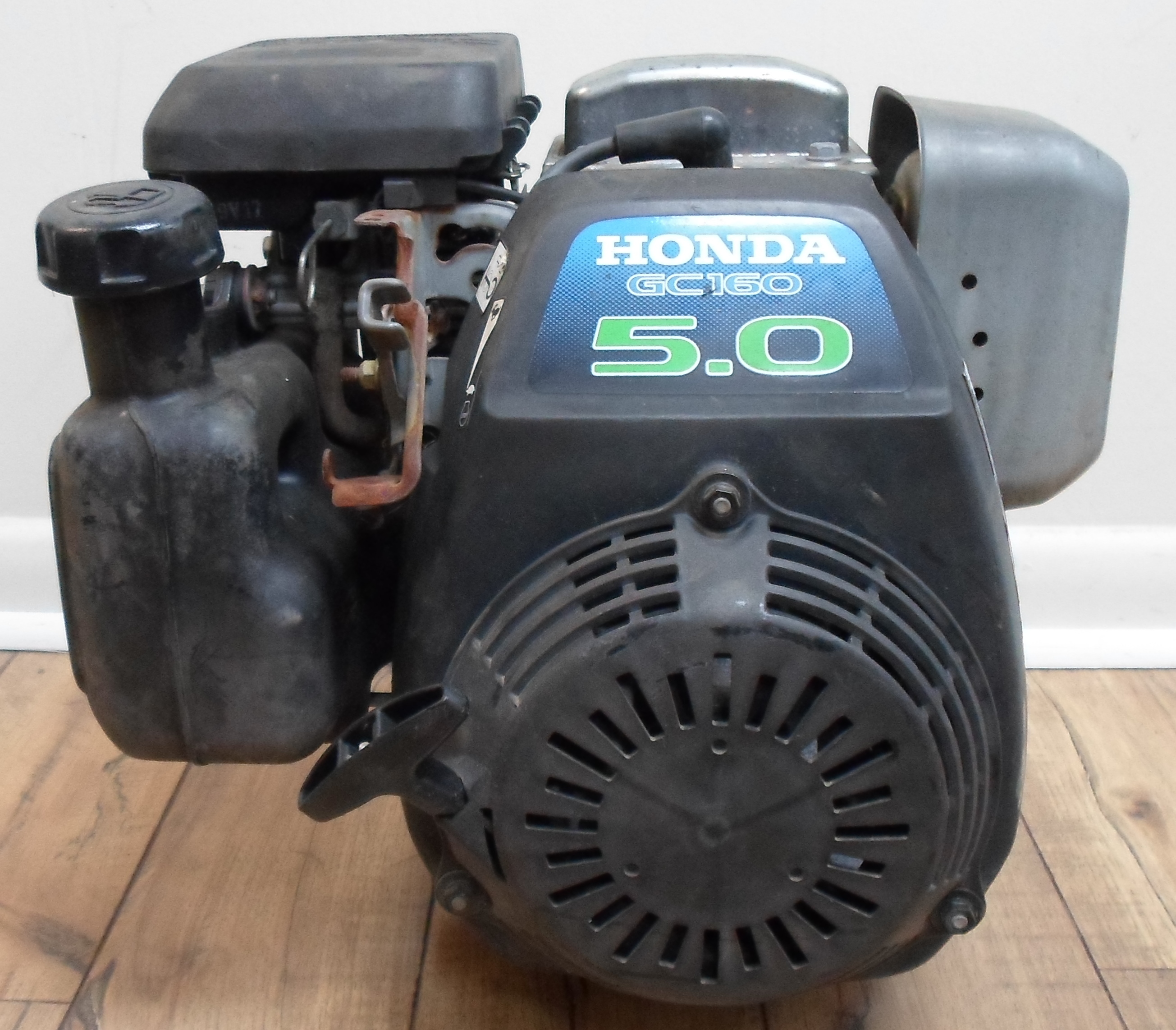 HONDA - GC160 - MOTOR 5.0 HP