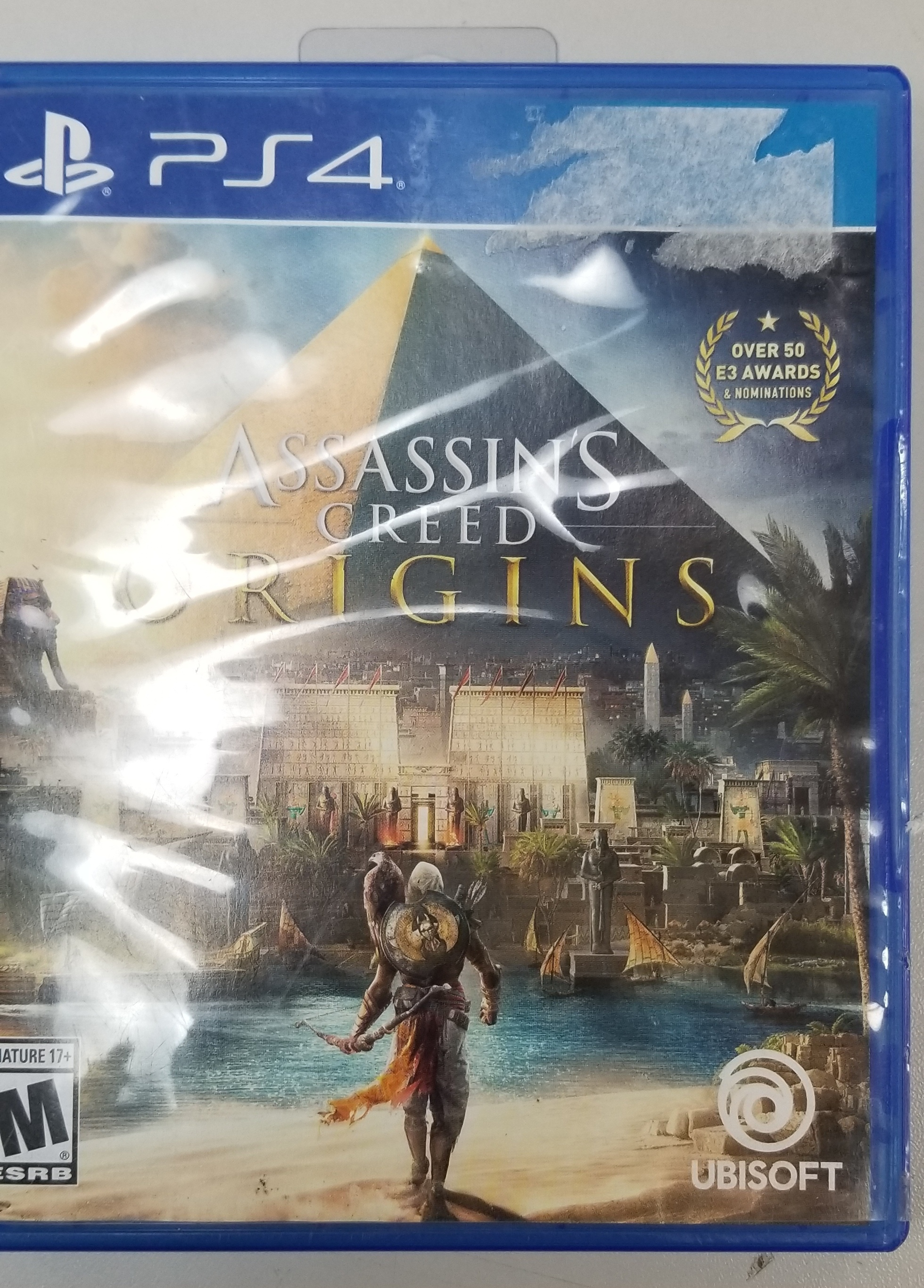 ASSASSIN'S CREED ORIGINS - PLAYSTATION 4 GAME
