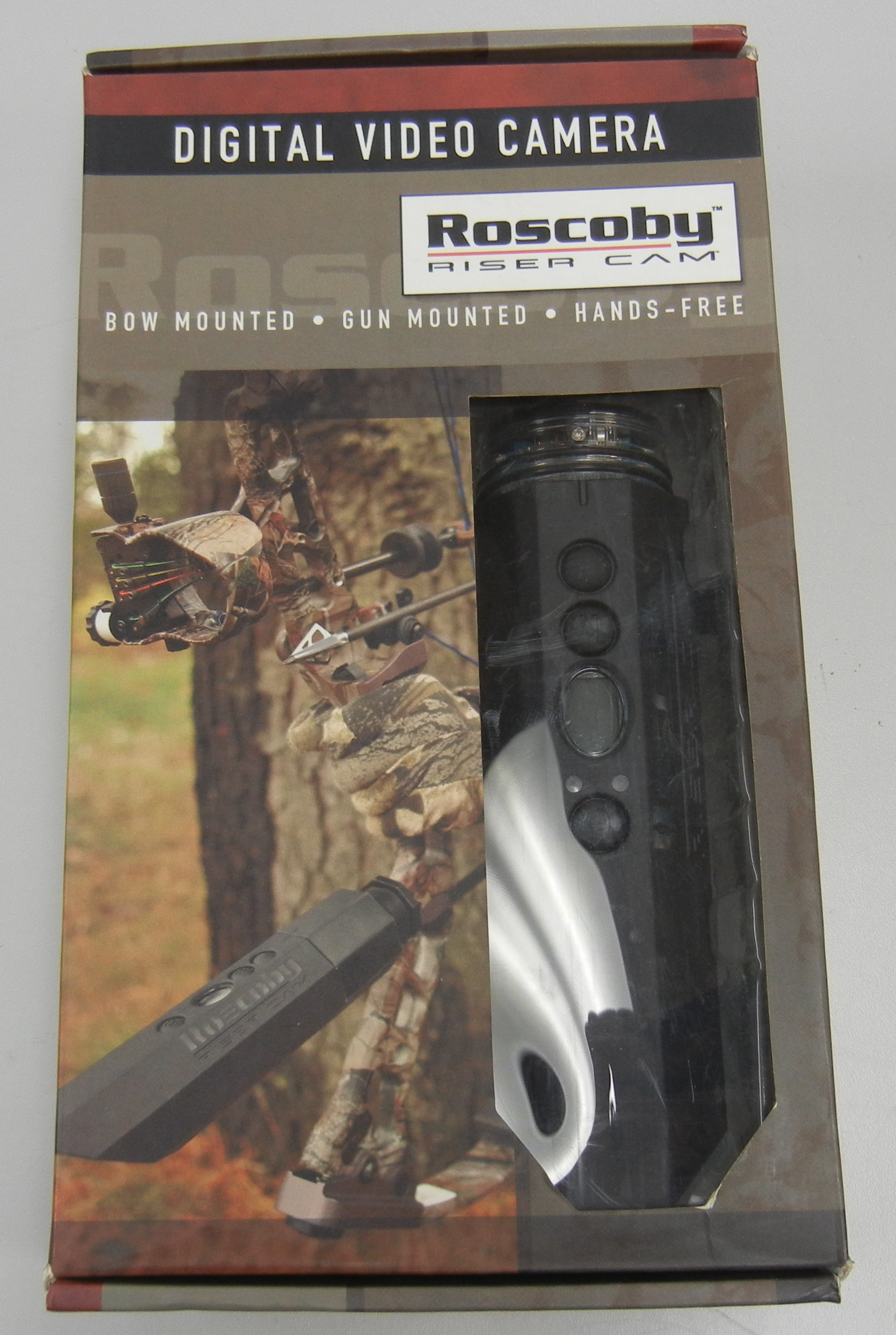 ROSCOBY - RISER - HUNTING CAMERA