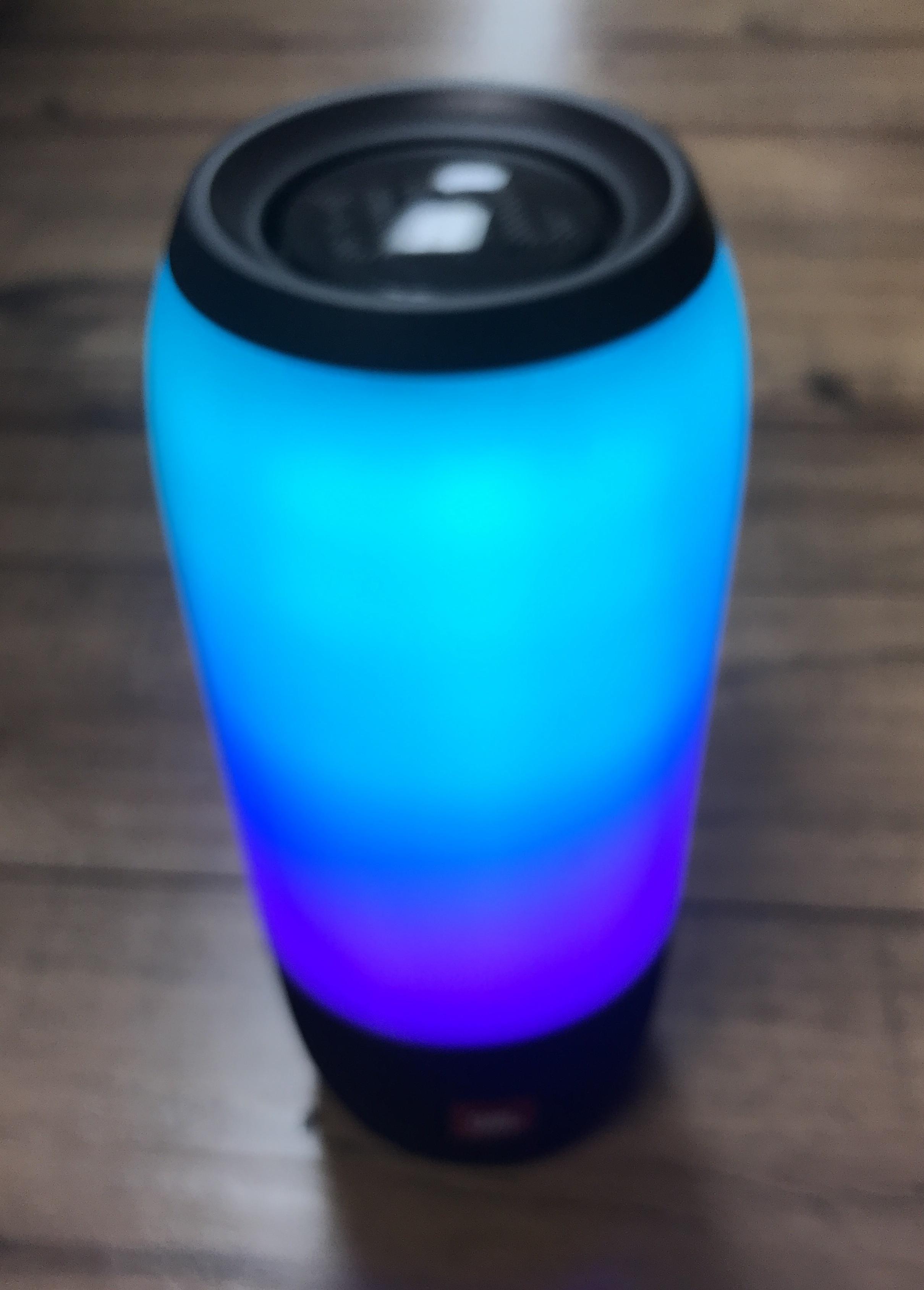 JBL PULSE 3 LIGHT UP SPEAKER NO CHARHER