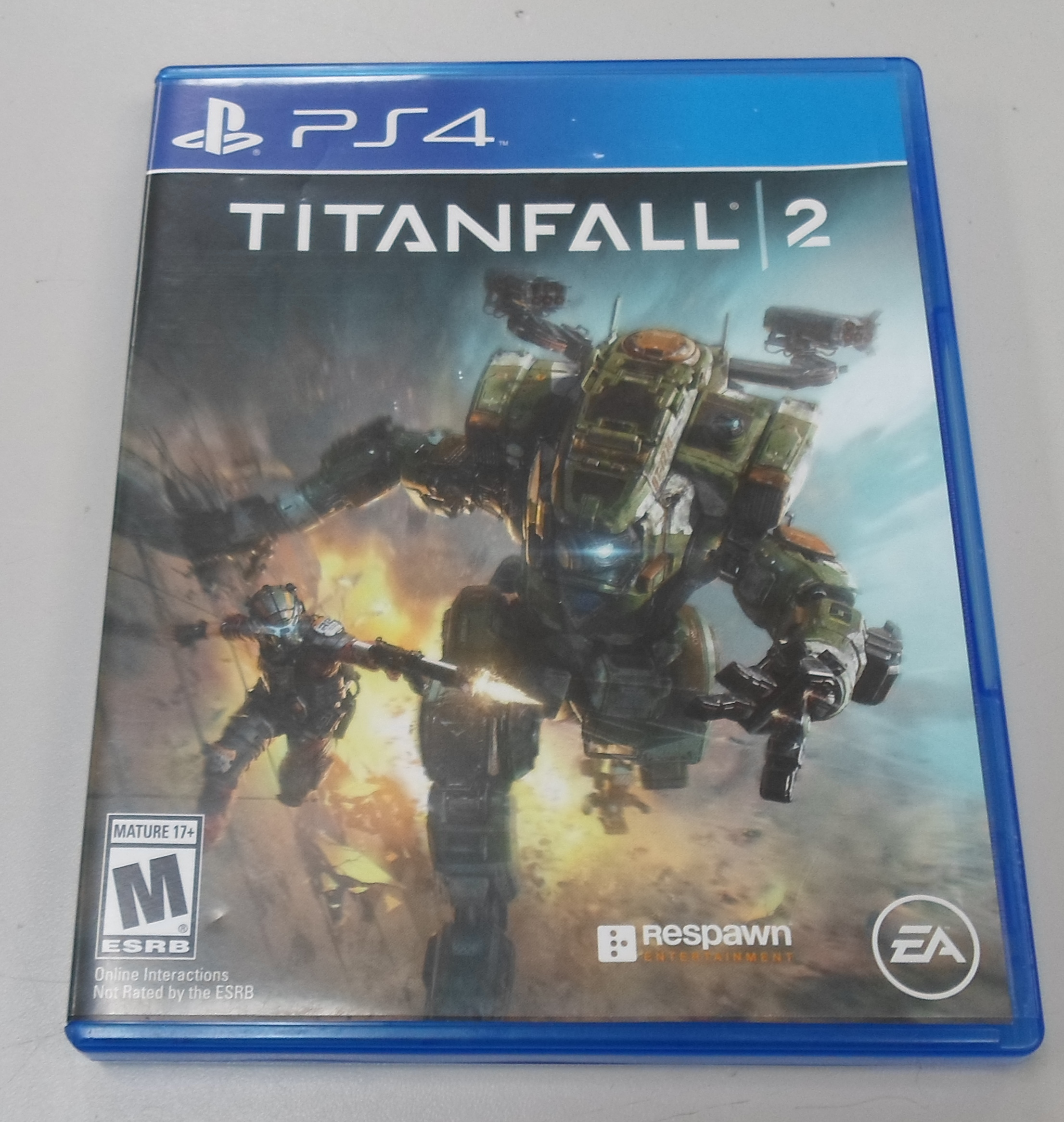 TITANFALL 2  - PS 4 GAME