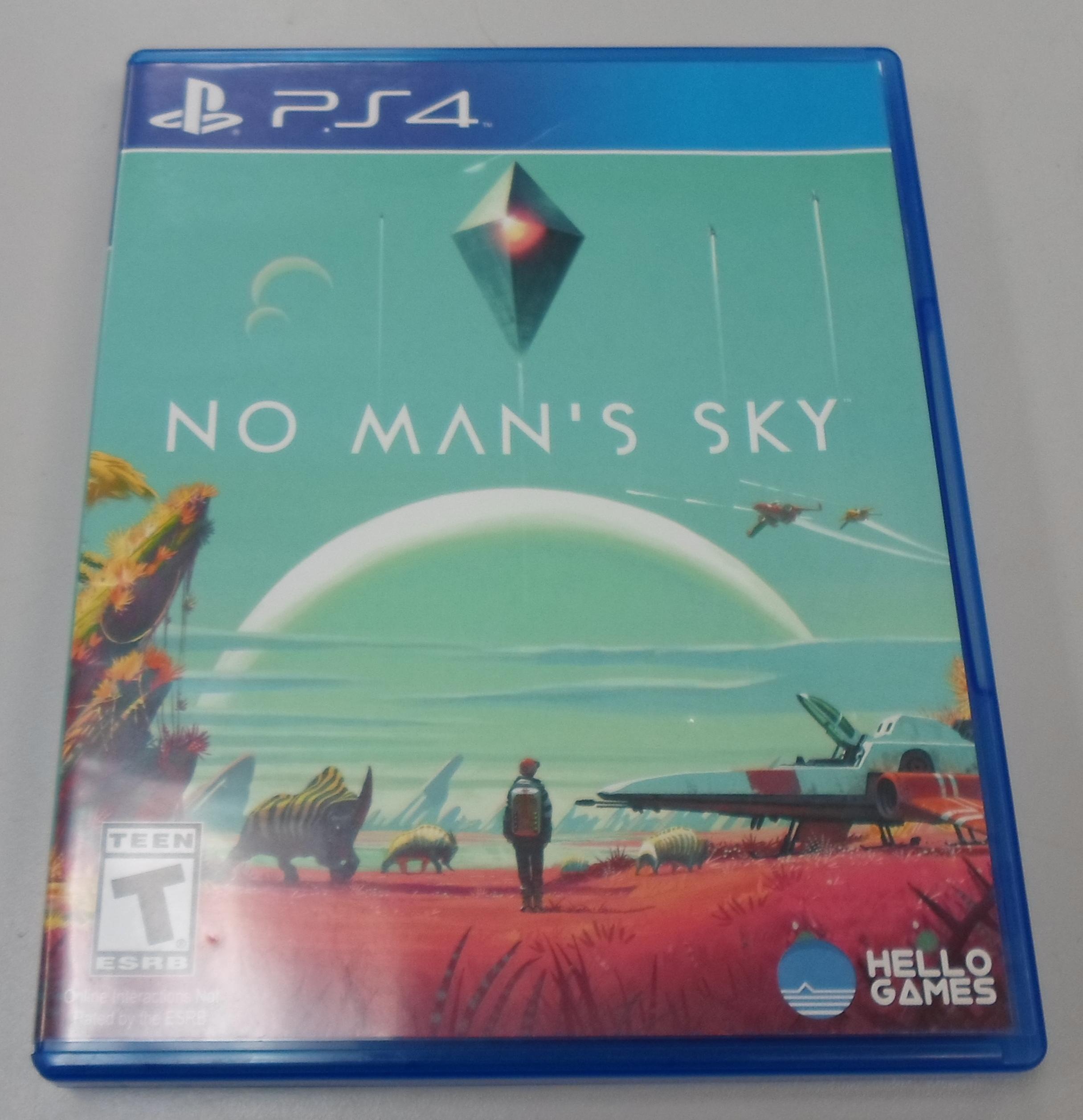 NO MAN'S SKY - PS 4 GAME