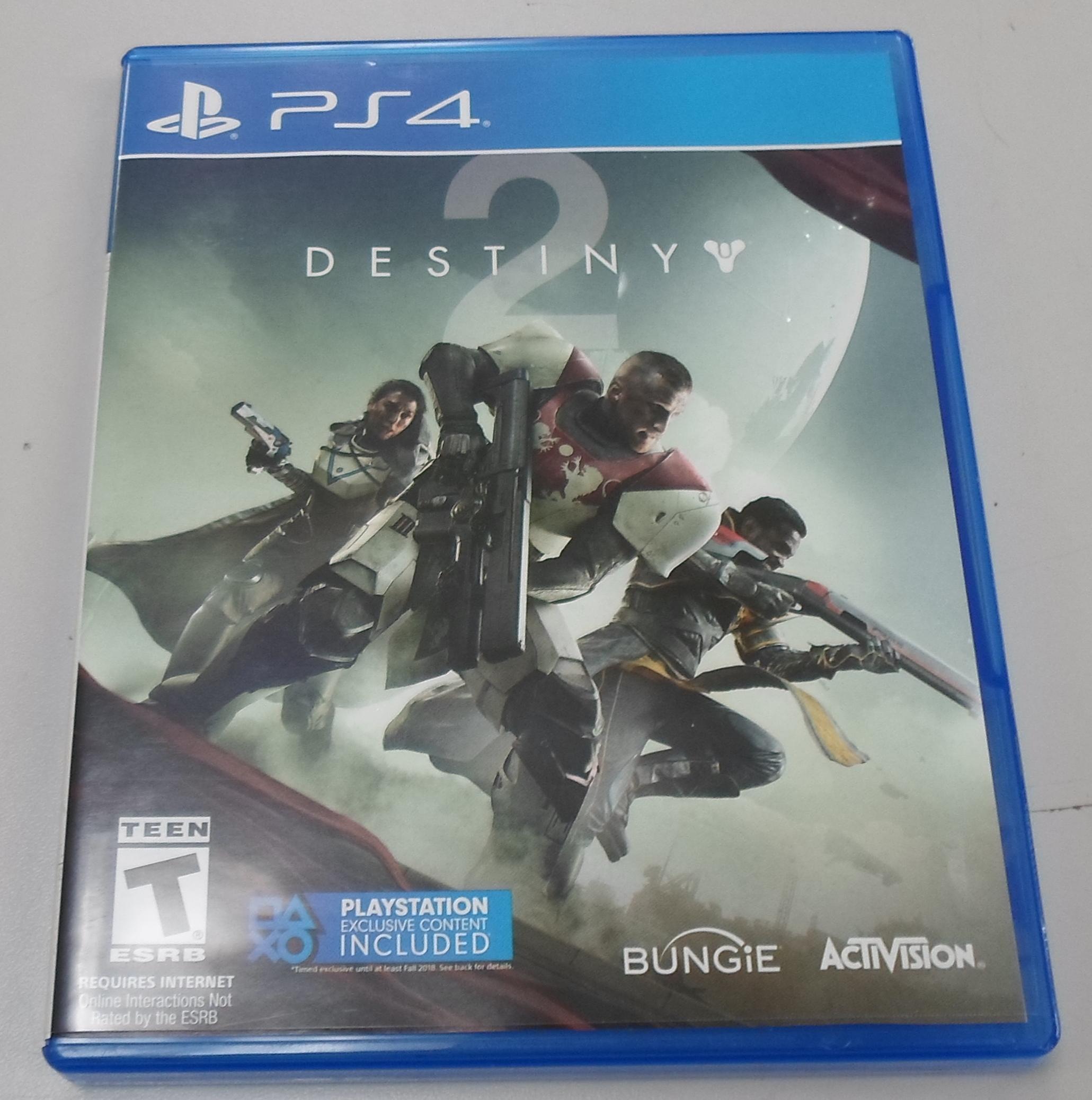 DESTINY 2  - PS 4 GAMES