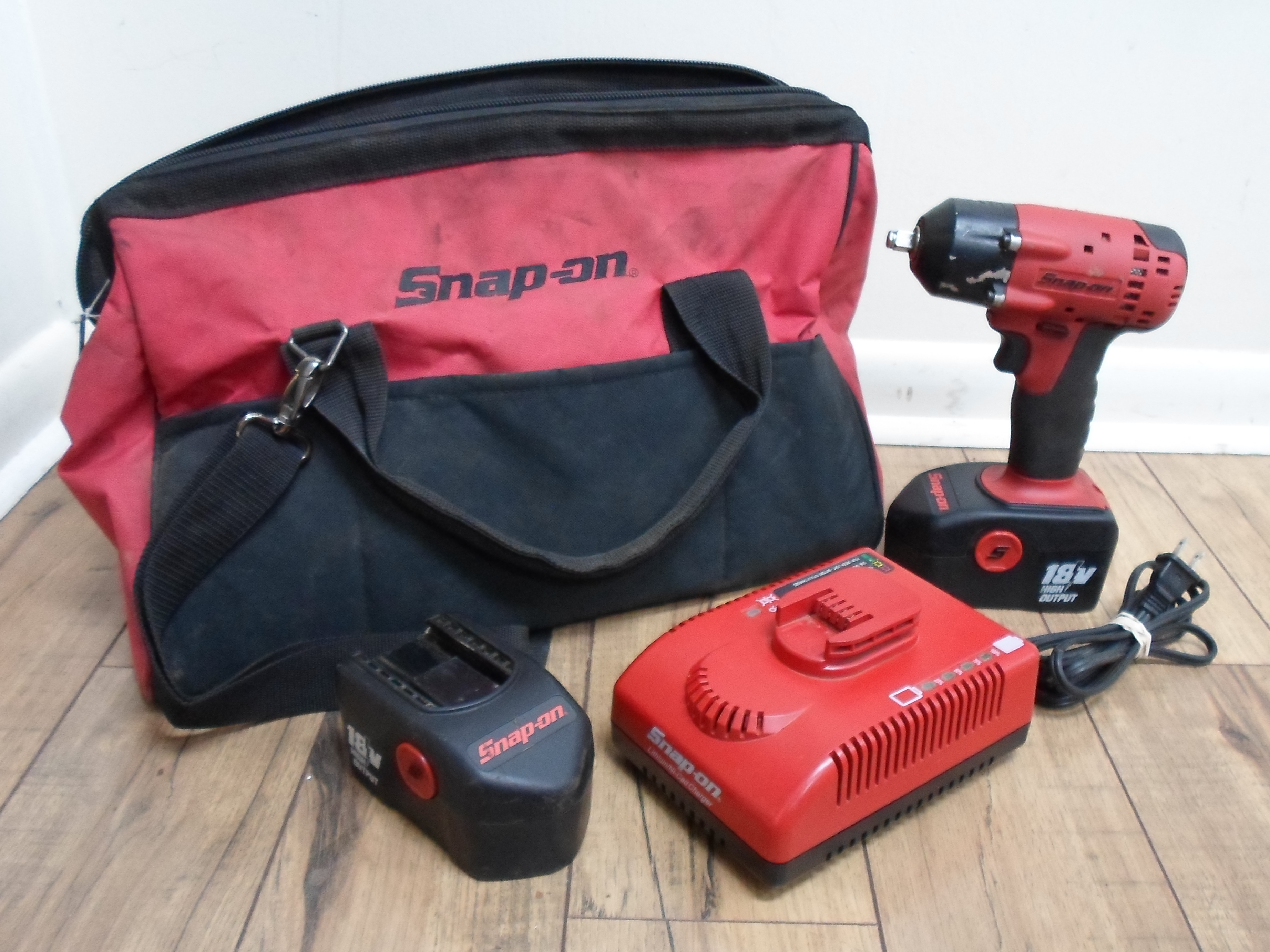 SNAP-ON - CT4418 - IMPACT DRIVER - 18V - 3/8
