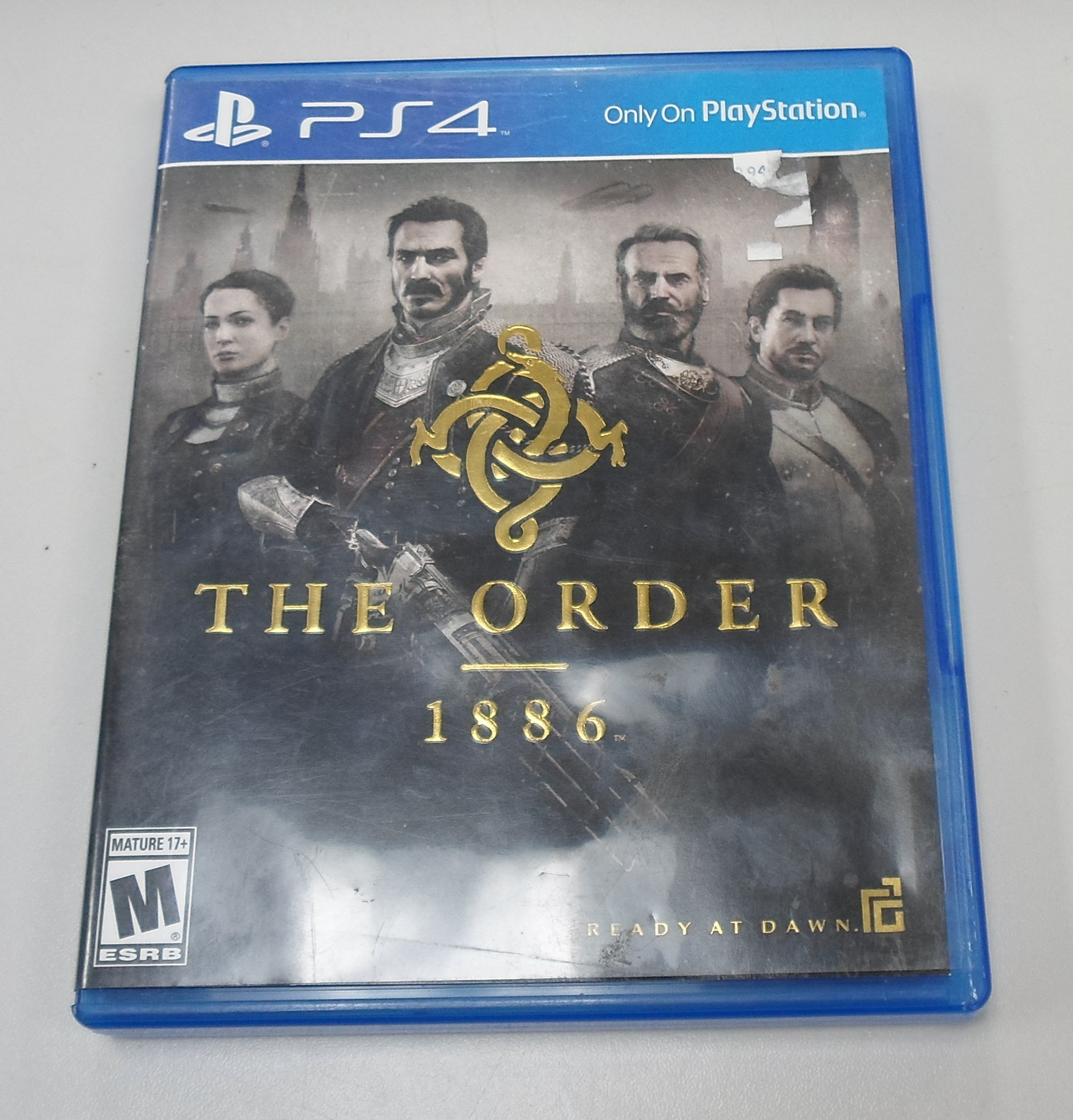THE ORDER 1886  - PS 4 GAME