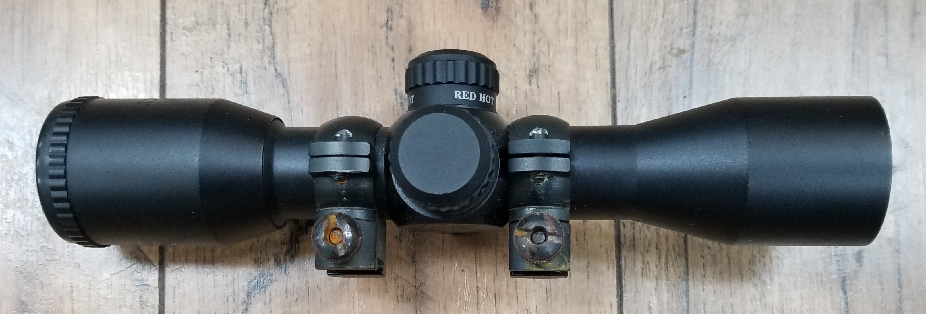 REDHOT -  - SCOPE HUNTING SUPPLIES
