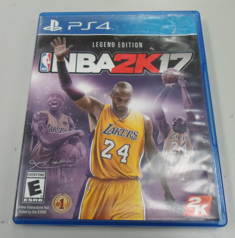 NBA 2K17  - PS 4 GAME