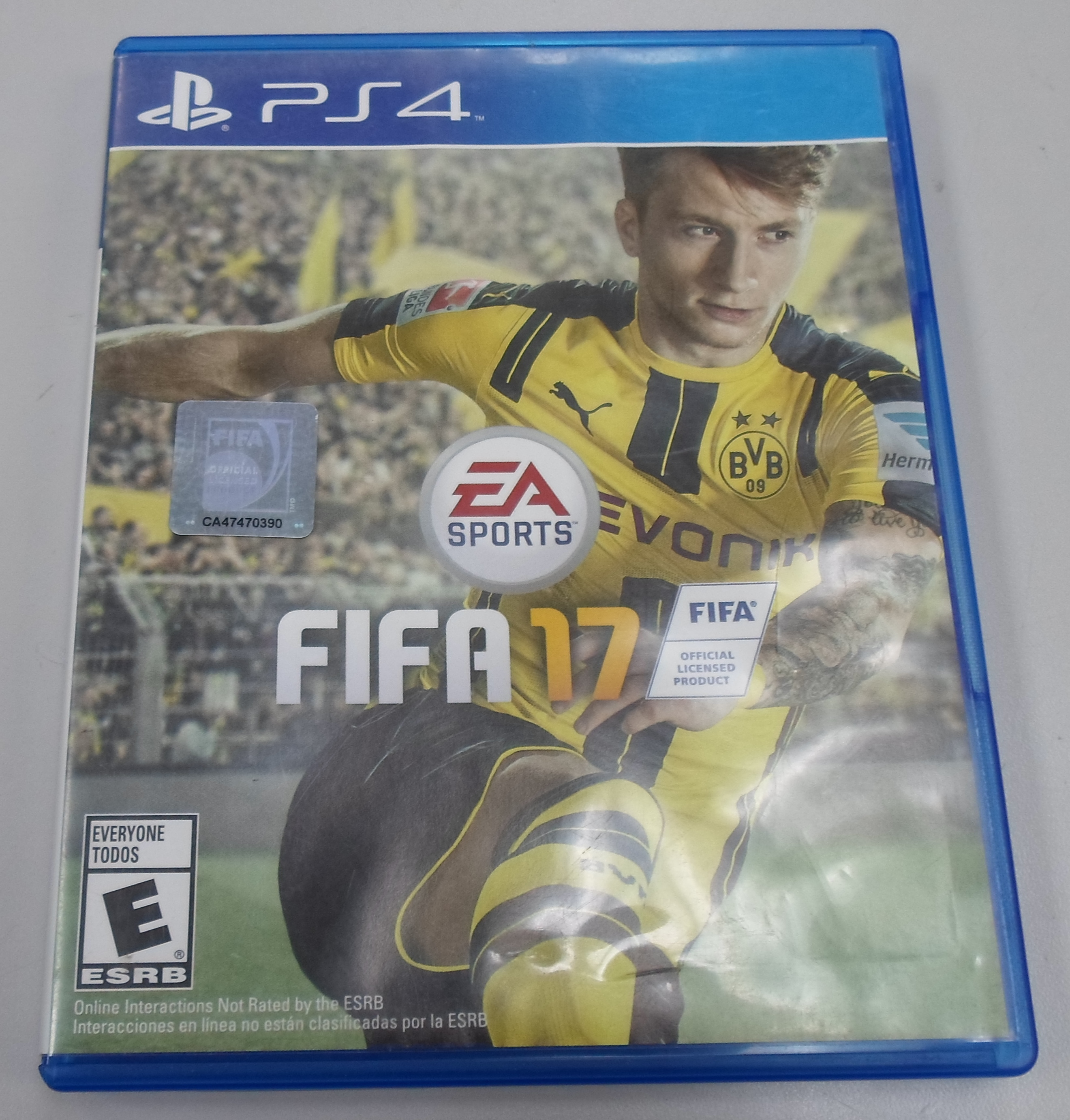 FIFA 17  - PS 4 GAME