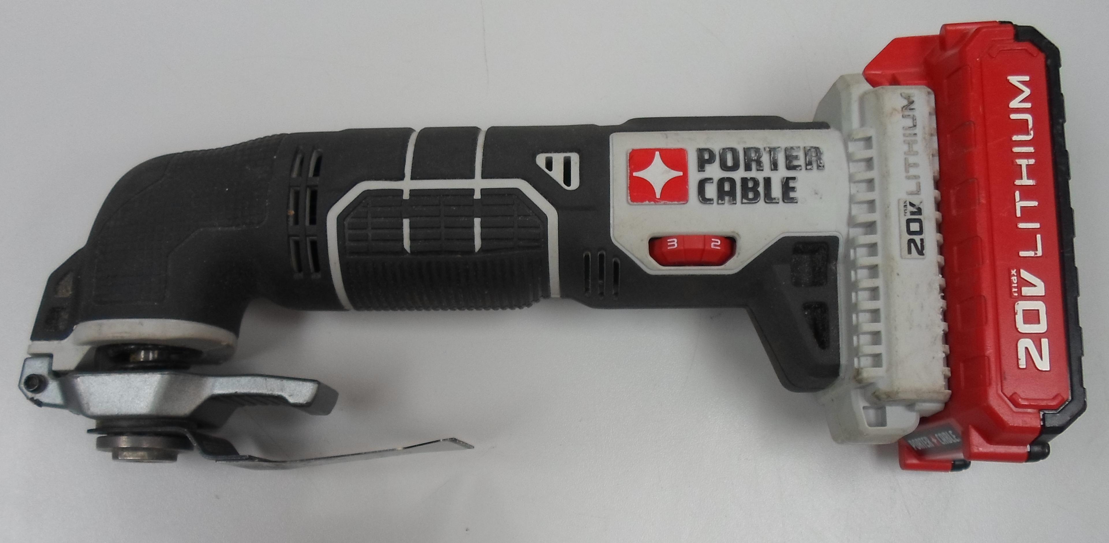 PORTER-CABLE - PCC710 - OSCILLATOR - 20V